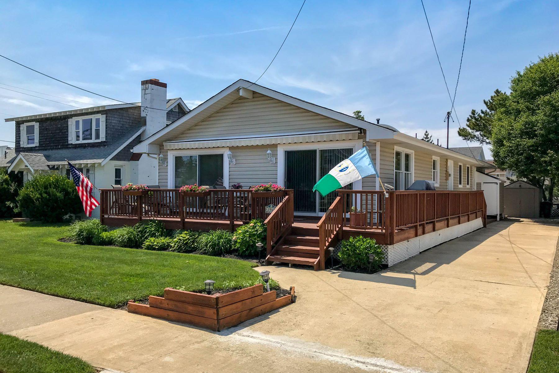 단독 가정 주택 용 매매 에 Remodeled Beach Rancher 2968 First Avenue, Avalon, 뉴저지 08202 미국
