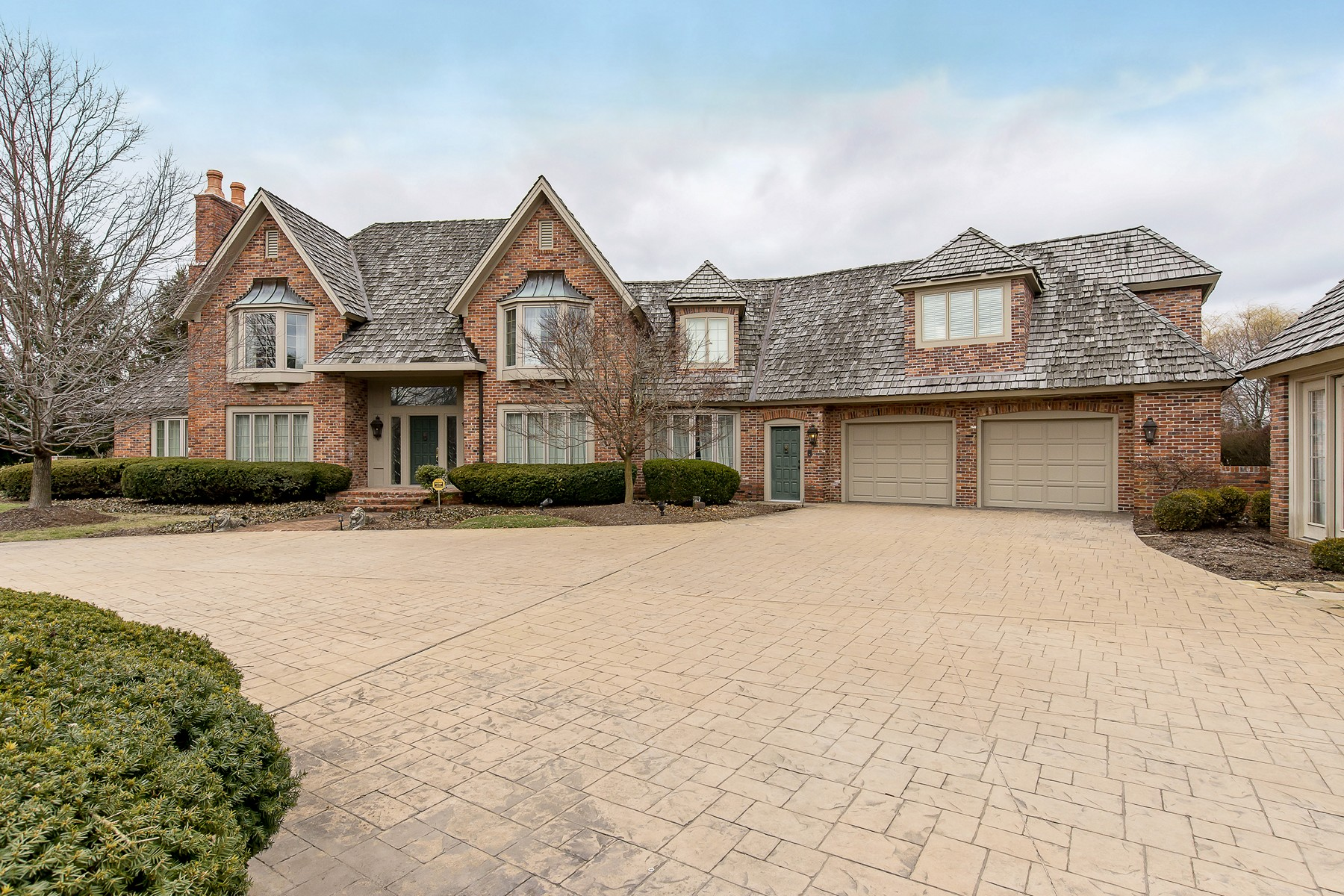 Single Family Home for Sale at Sought after Crooked Stick Home 11284 Crooked Stick Lane, Carmel, Indiana, 46032 United States
