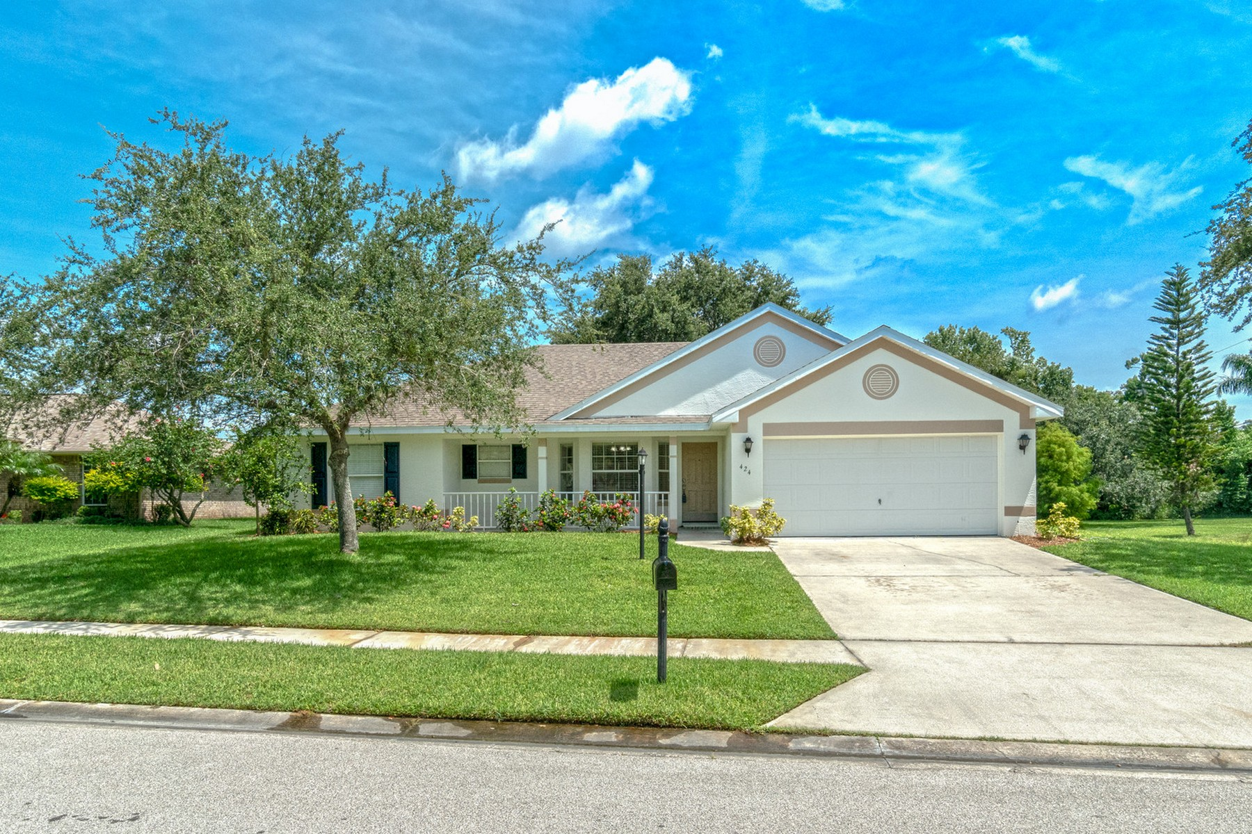 House for Sale at Picture Perfect Home 424 Brown Avenue Melbourne, Florida 32901 United States