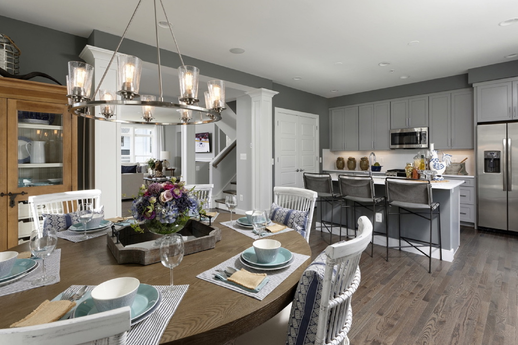 townhouses for Active at The Manors of Kensington Heights 2651 McComas Avenue Kensington, Maryland 20895 United States