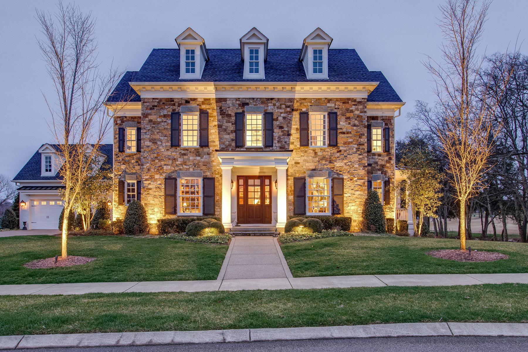 Single Family Homes 为 销售 在 5250 Wildings Boulevard College Grove, 田纳西州 37046 美国