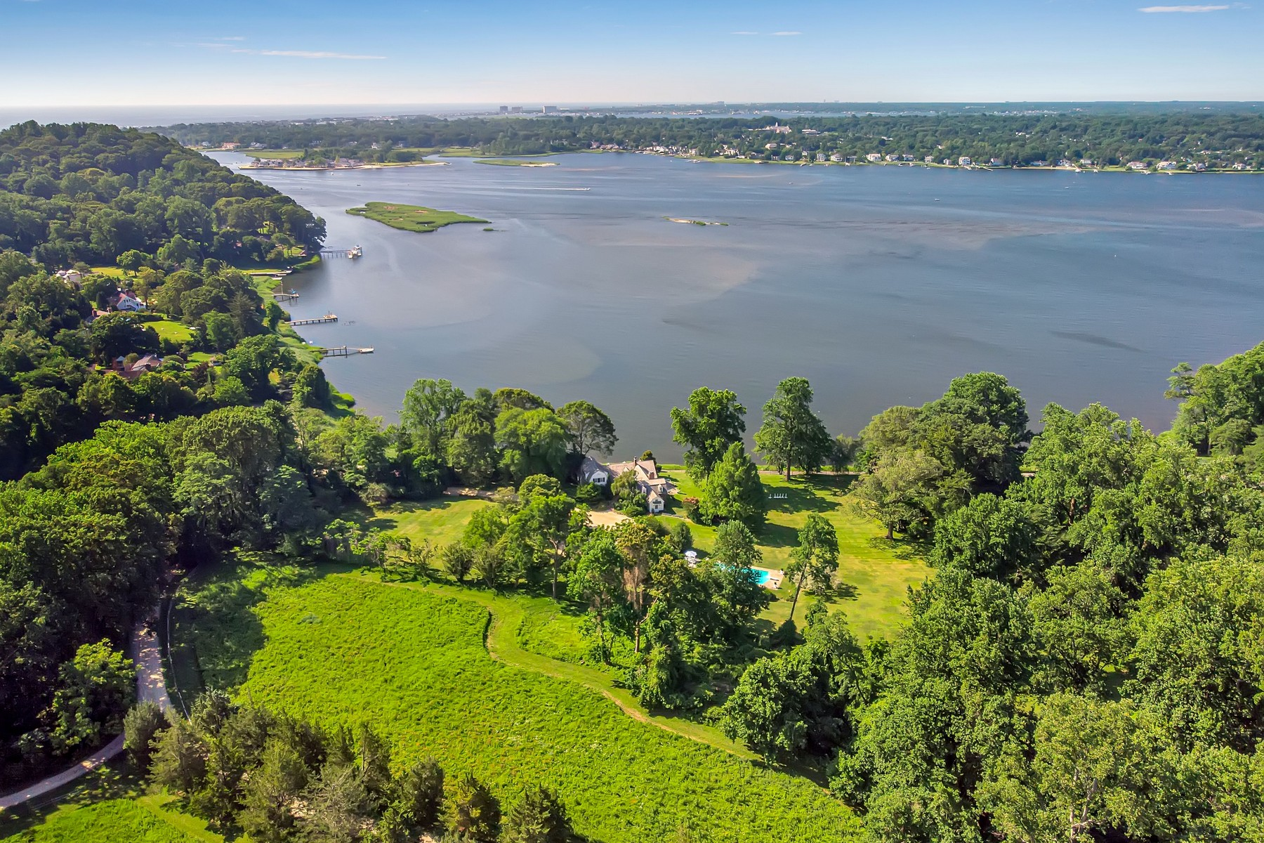 Single Family Homes for Sale at Historic Pastoral Estate 245 Hartshorne Rd. Locust, New Jersey 07760 United States
