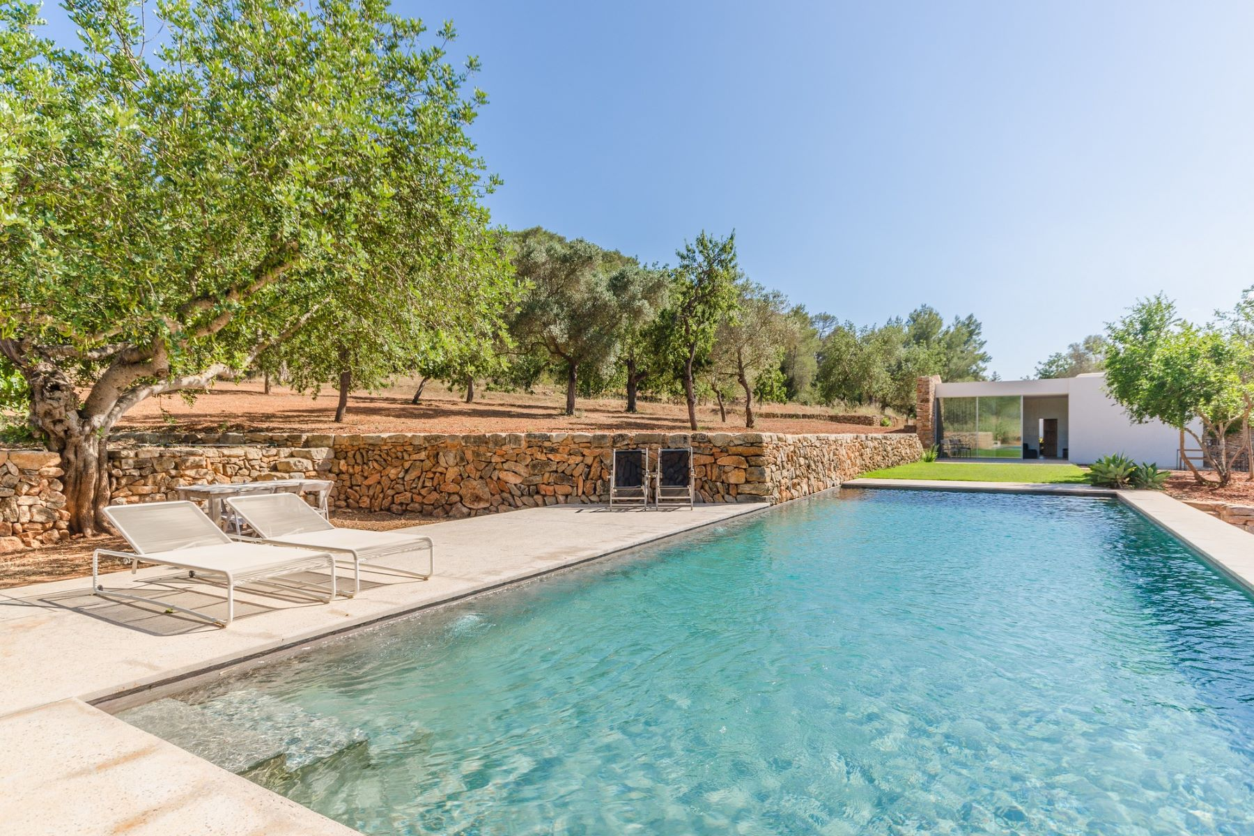 Single Family Home for Sale at Fusion Minimalist Finca In Country Side In Ibiza Ibiza, Ibiza, 07800 Spain