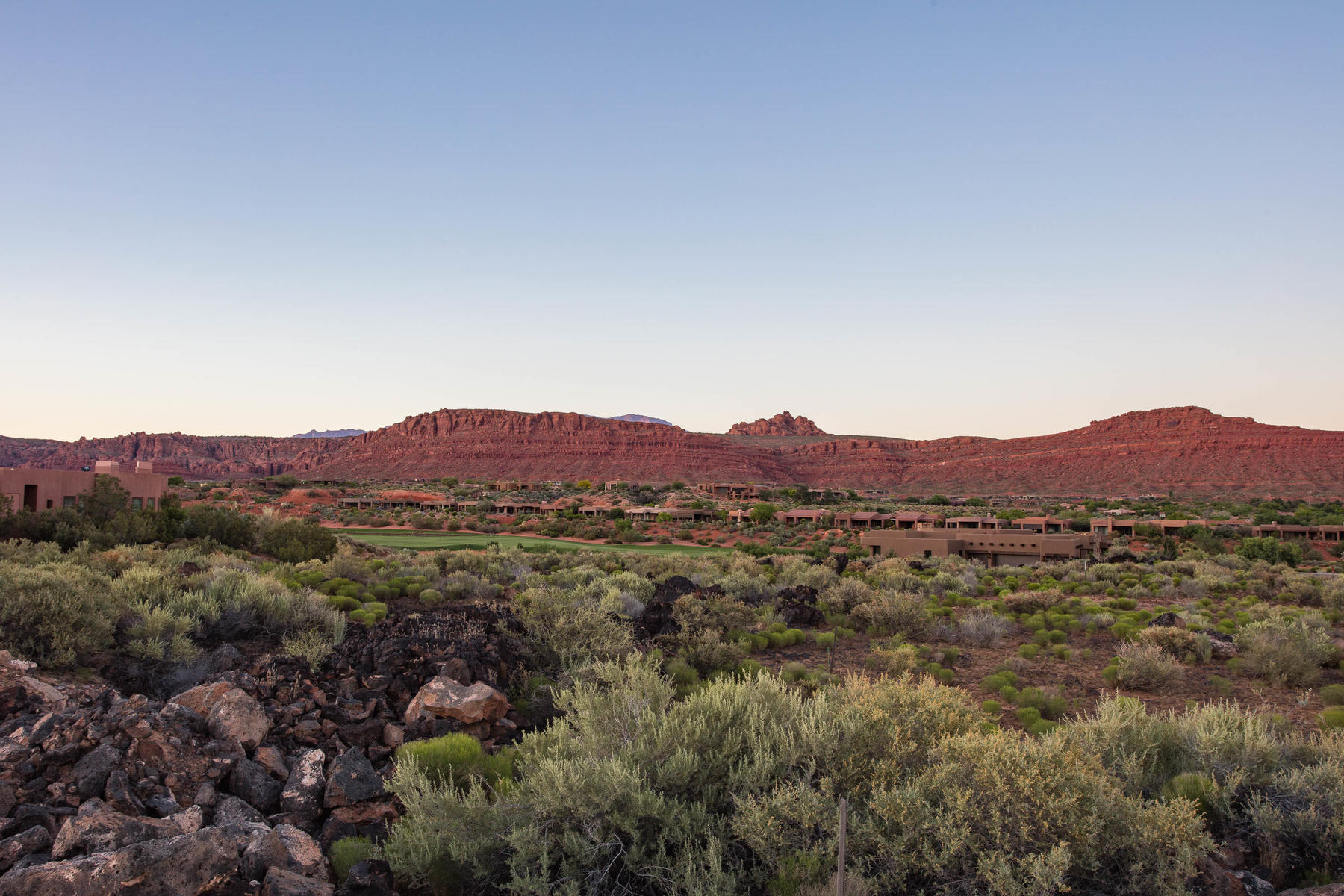Land for Sale at Beautiful views of Snow Canyon and Golf Course 2138 N Chaco Trail Lot 11 St. George, Utah 84770 United States