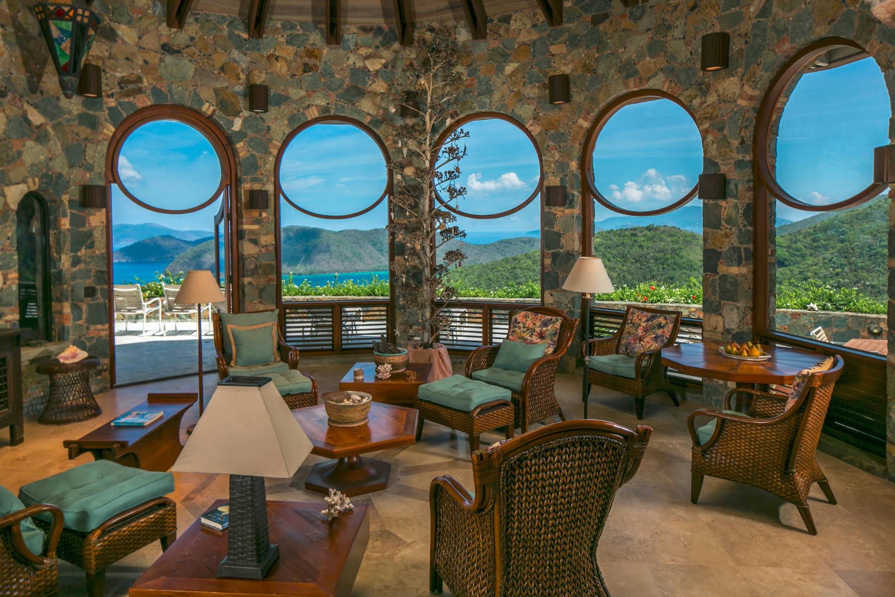 Single Family Homes por un Venta en 3-13 & 3-14 Estate Catherineberg St John, Virgin Islands 00830 Islas Virgenes Ee.Uu.