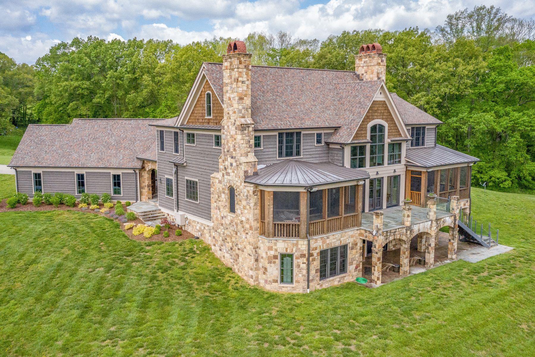 Single Family Homes pour l Vente à Fairview, Tennessee 37062 États-Unis