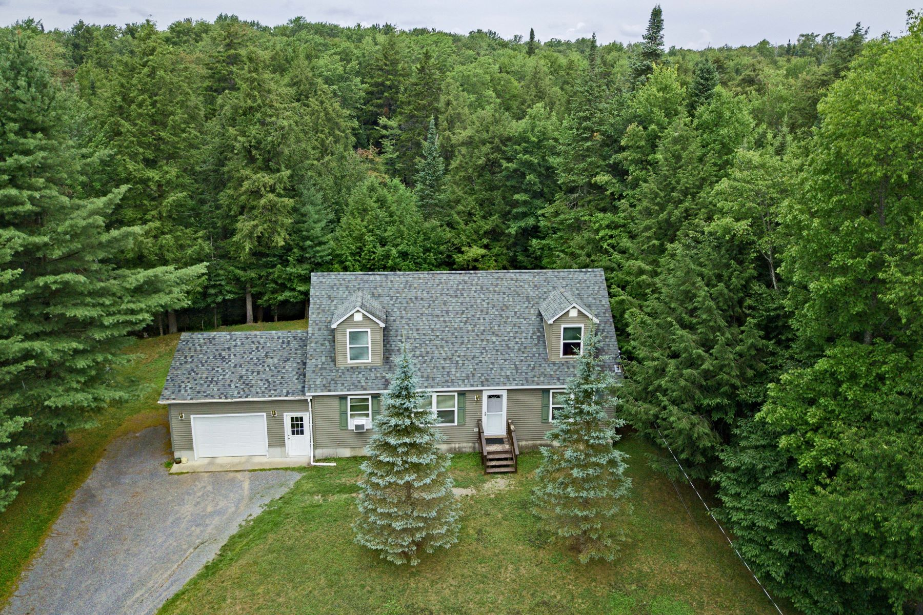 Single Family Homes for Sale at Riverfront home in a great neighborhood 171 Riverside Drive Old Forge, New York 13420 United States