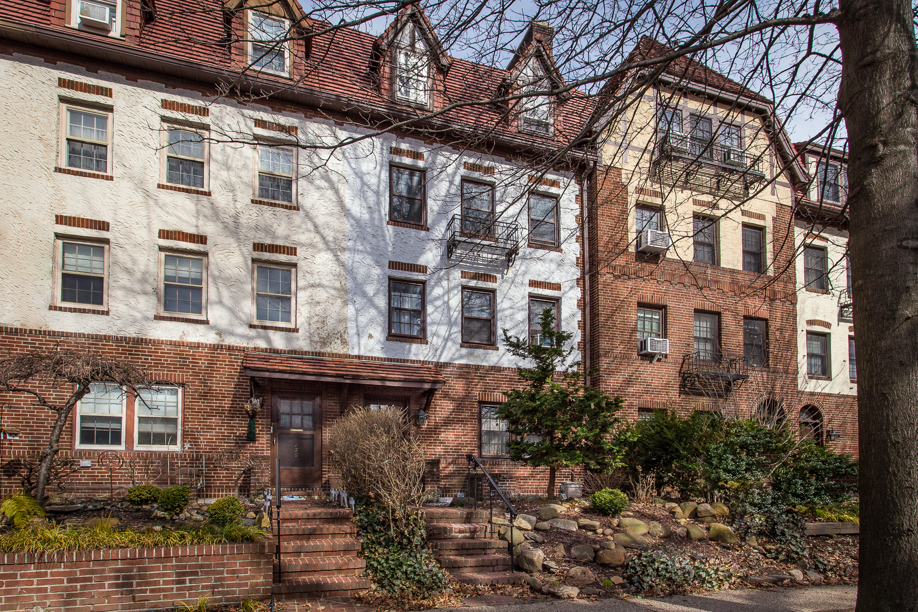 "Townhouse for Sale at ""AMAZING INVESTMENT OPPORTUNITY- A FOREST HILLS GARDENS 2 FAMILY DOUBLE DUPLEX"" 158 Burns Street, Forest Hills Gardens, Forest Hills, New York 11375 United States"
