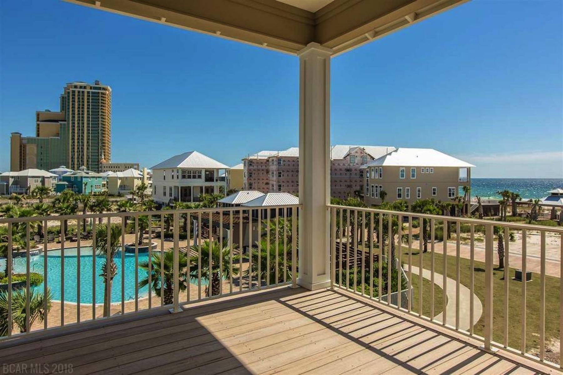 Enfamiljshus för Försäljning vid Perfect Pace of Play 23150 Perdido Beach Blvd Lot 13 Orange Beach, Alabama 36561 Usa