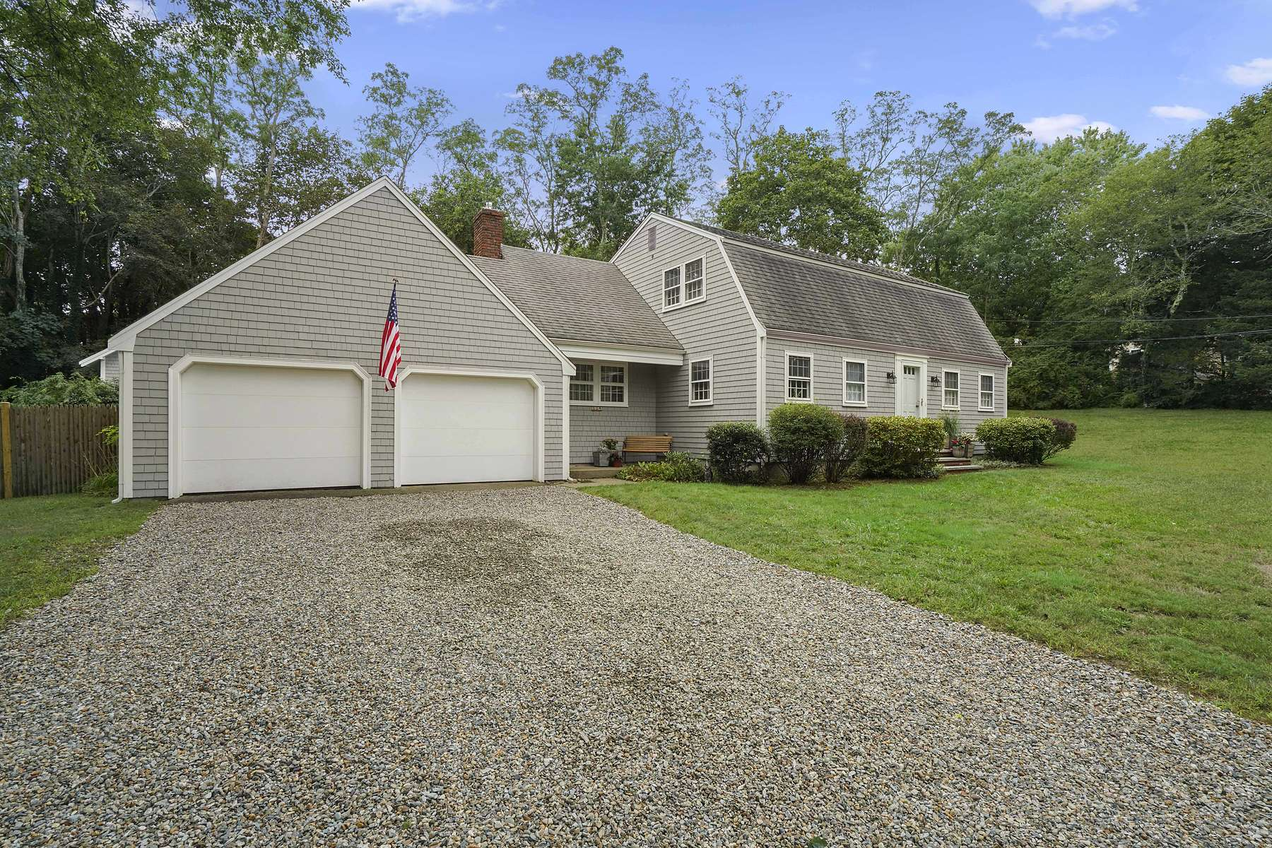 Single Family Home for Active at 114 Onion Hill Road Duxbury, Massachusetts 02332 United States