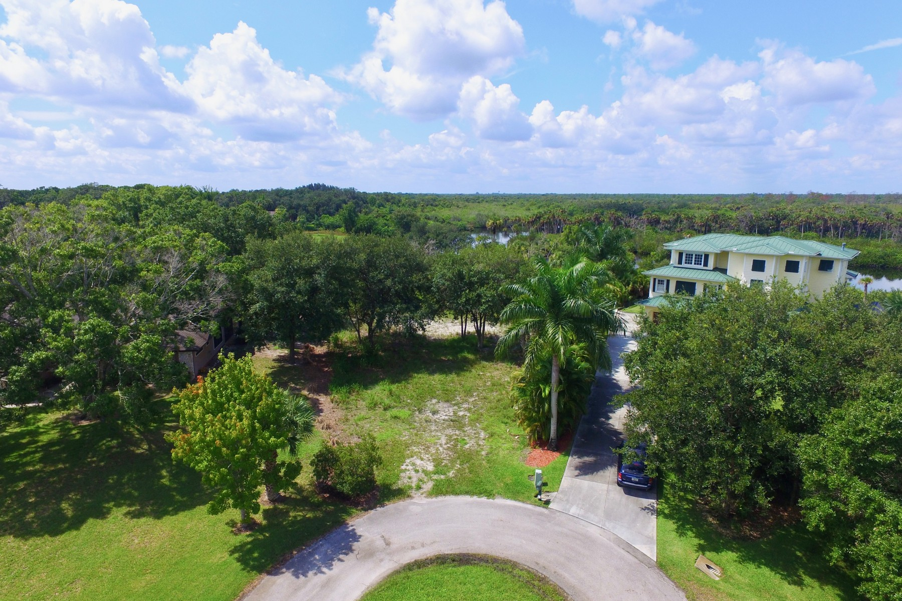 Land for Sale at Serene Location Overlooking the St. Sebastian River Preserve 845 Robin Lane Sebastian, Florida 32958 United States