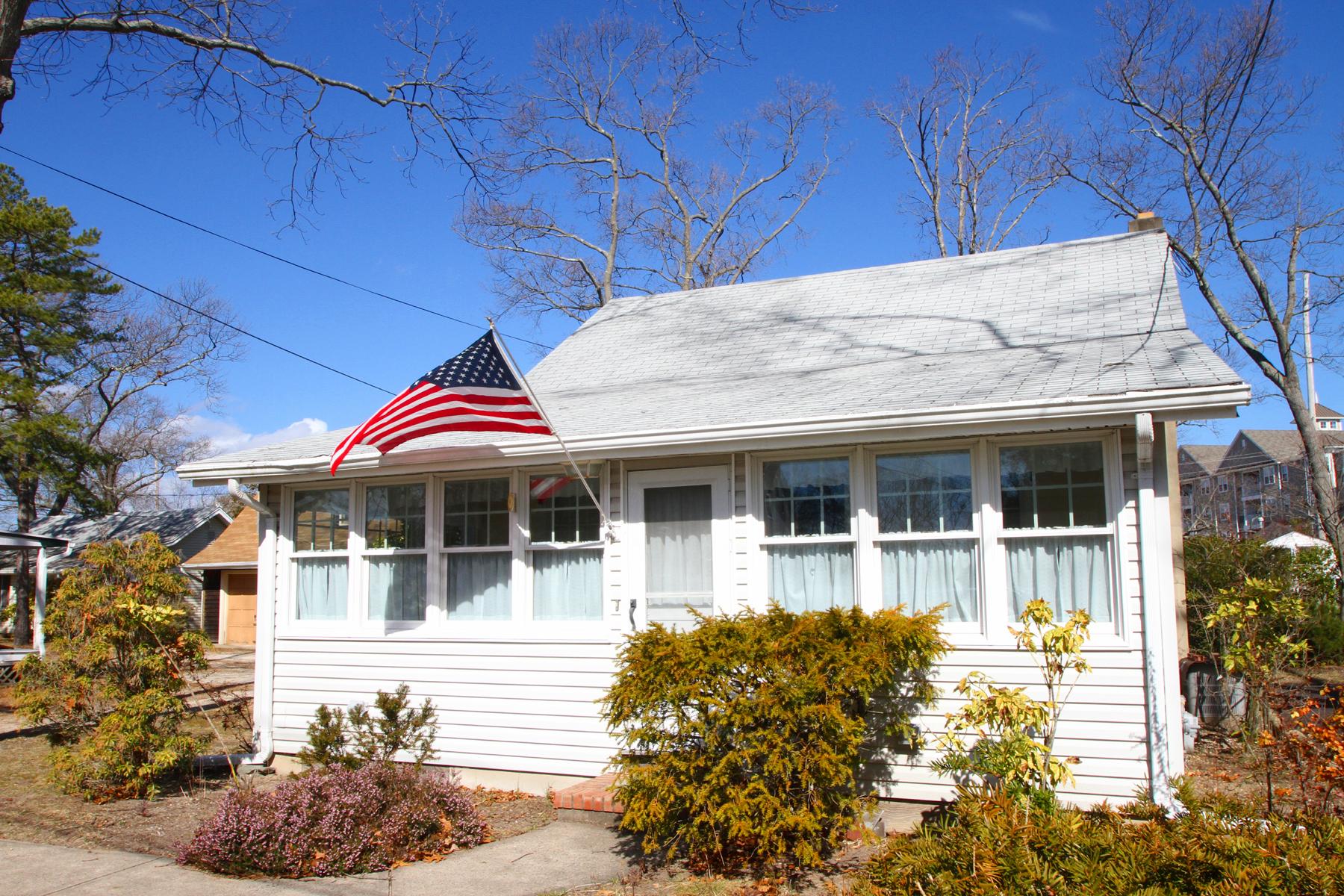 Частный односемейный дом для того Продажа на Quintessential Seashore Cottage 362 Briar Road Point Pleasant, Нью-Джерси 08742 Соединенные Штаты