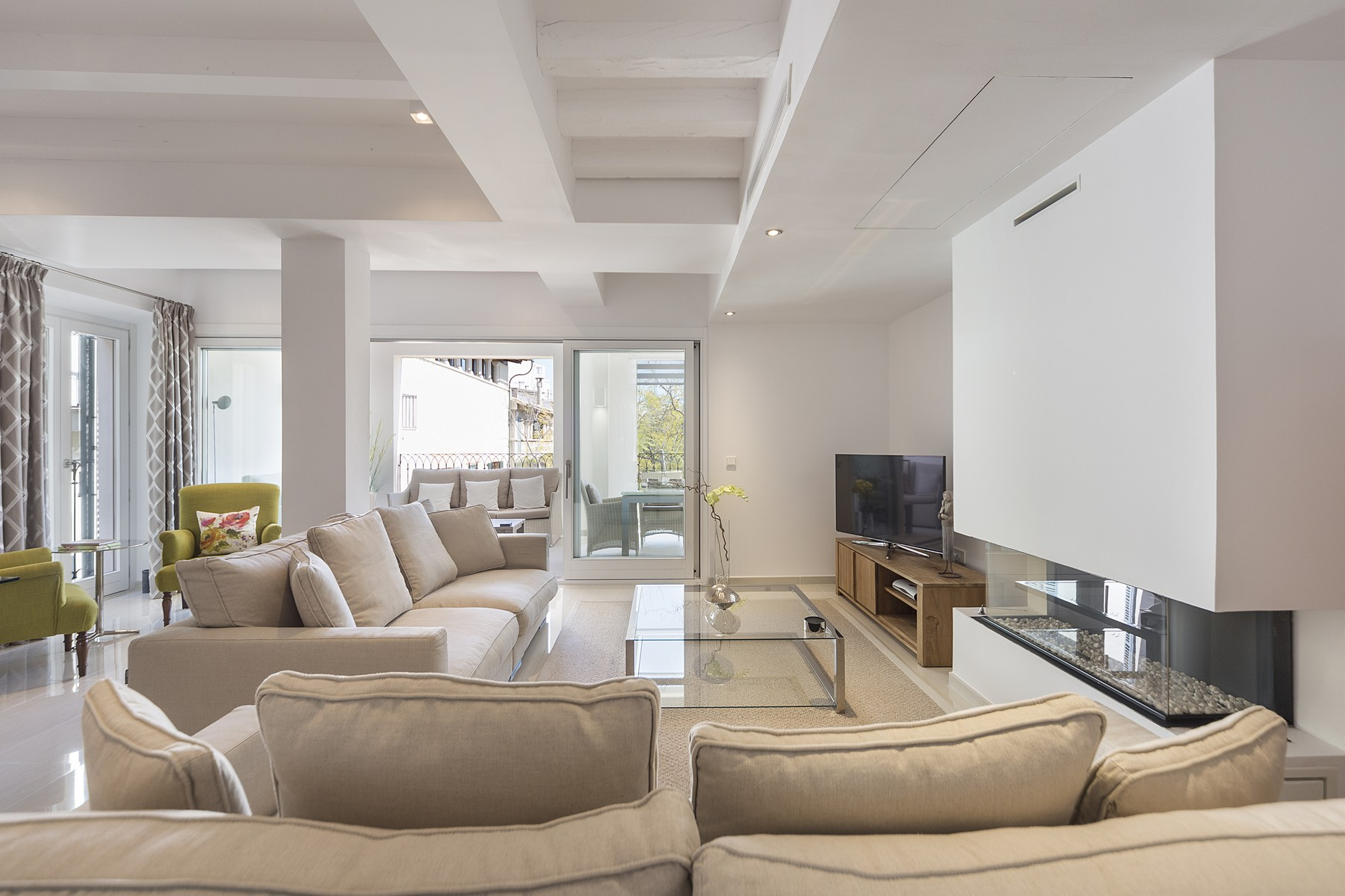 Single Family Home for Sale at Exceptional luxury apartment in Old Town Palma Palma, Mallorca, Spain
