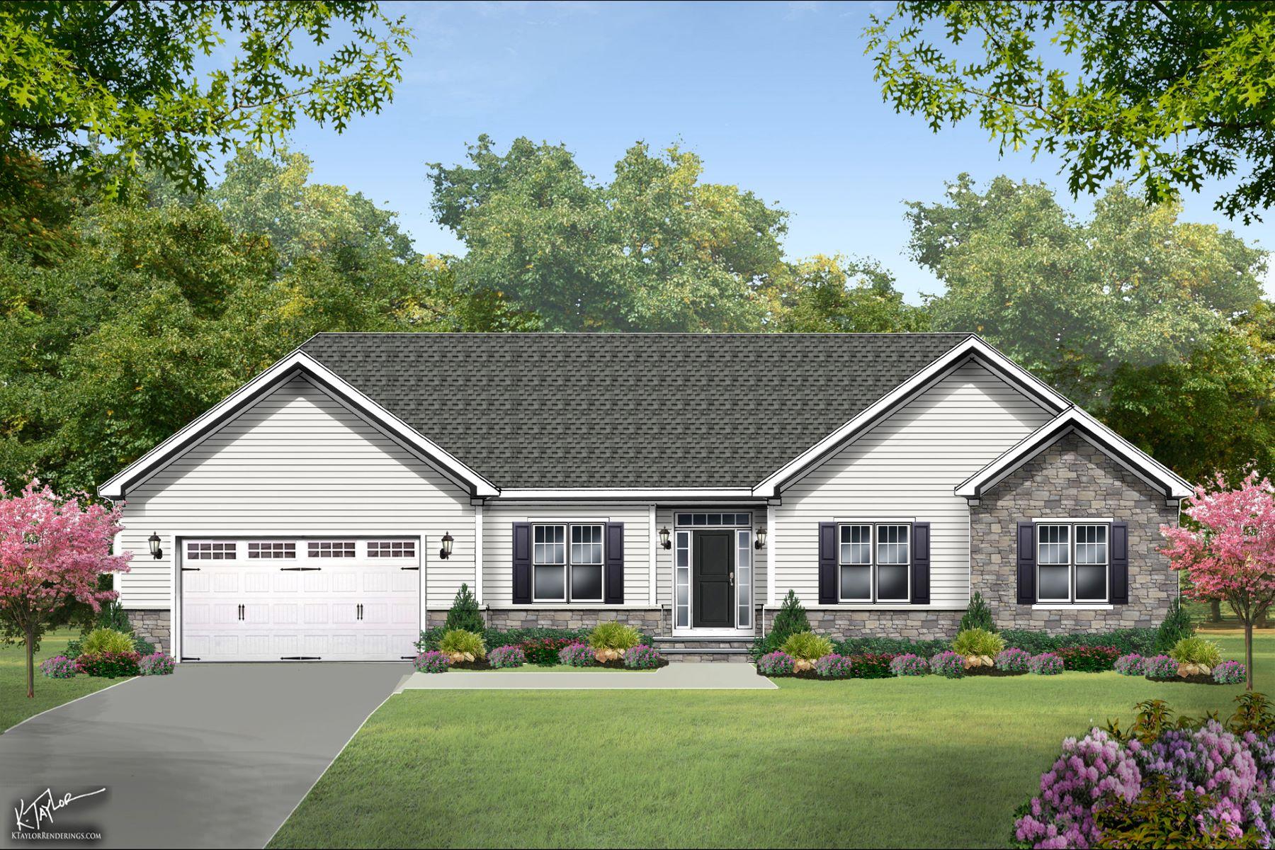 Частный односемейный дом для того Продажа на Expect Nothing But The Best 2401 Liberty Terrace, Easton, Пенсильвания 18040 Соединенные ШтатыВ/Около: Forks Township