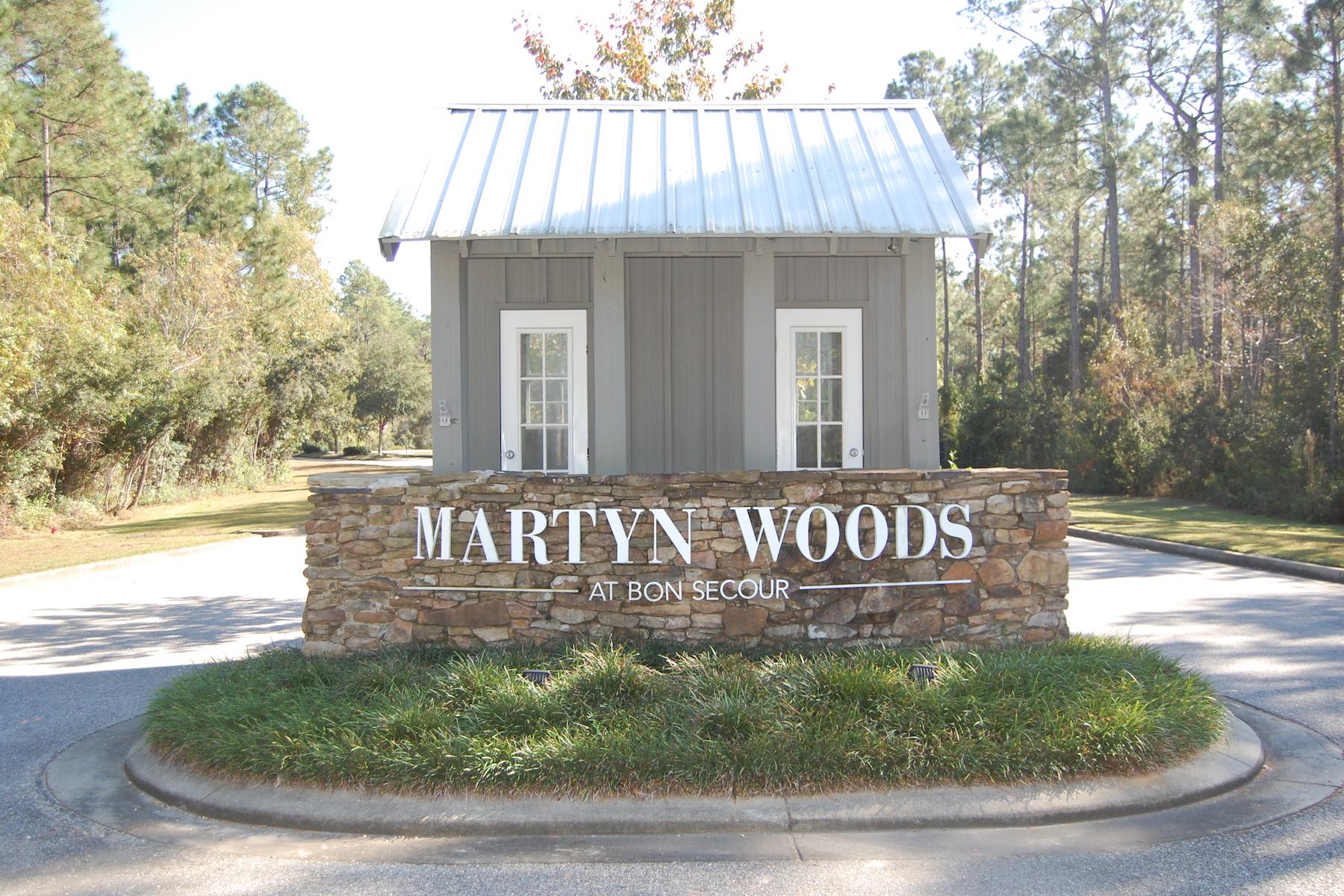 Земля для того Продажа на Martyn Woods Gulf Shores 0 Treasure Oaks Road Lot #103, Gulf Shores, Алабама, 36542 Соединенные Штаты