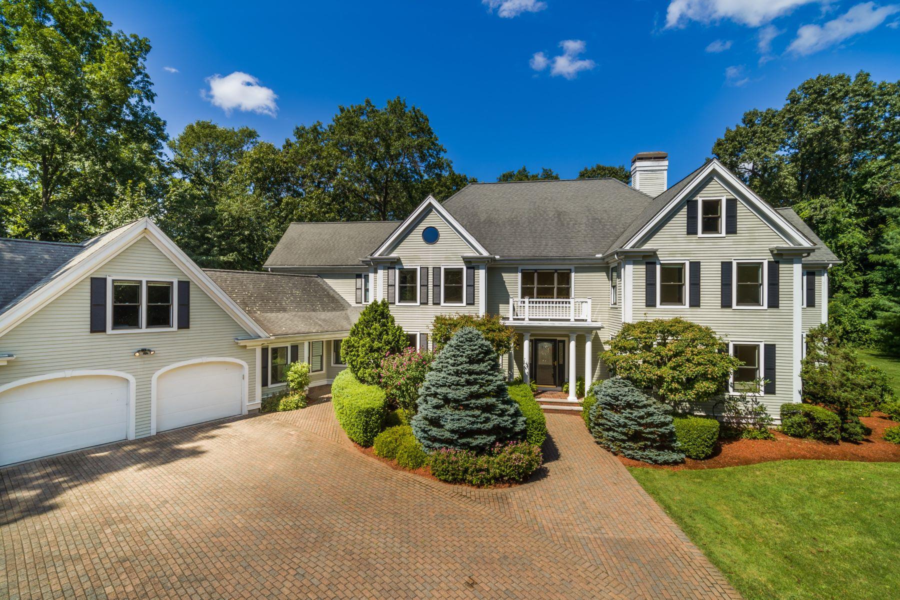 Single Family Homes για την Πώληση στο Newton, Μασαχουσετη 02459 Ηνωμένες Πολιτείες