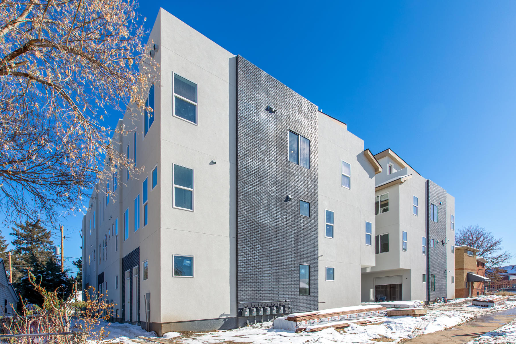 townhouses for Active at New Townhomes in SoBo! 3368 S Pearl Street Unit #C Englewood, Colorado 80113 United States