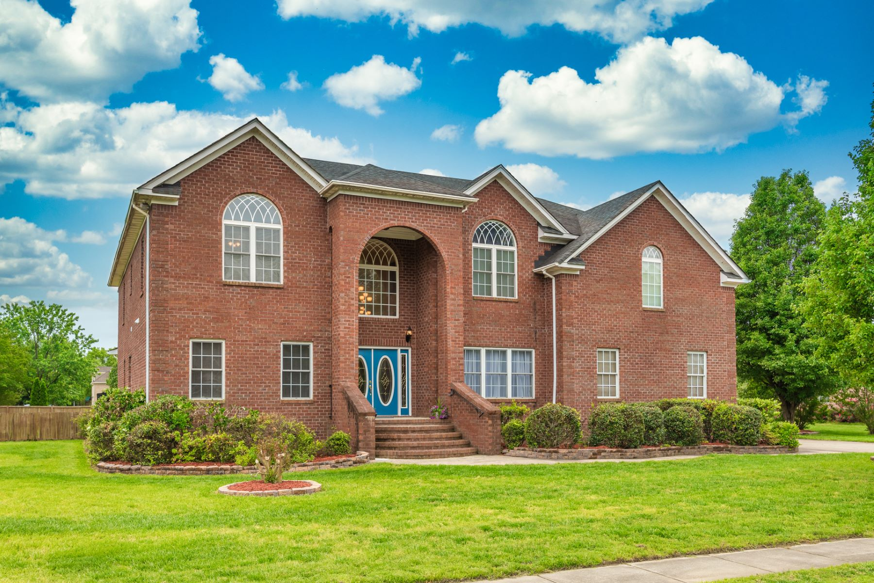 Single Family Homes 為 出售 在 Suffolk, 弗吉尼亞州 23435 美國