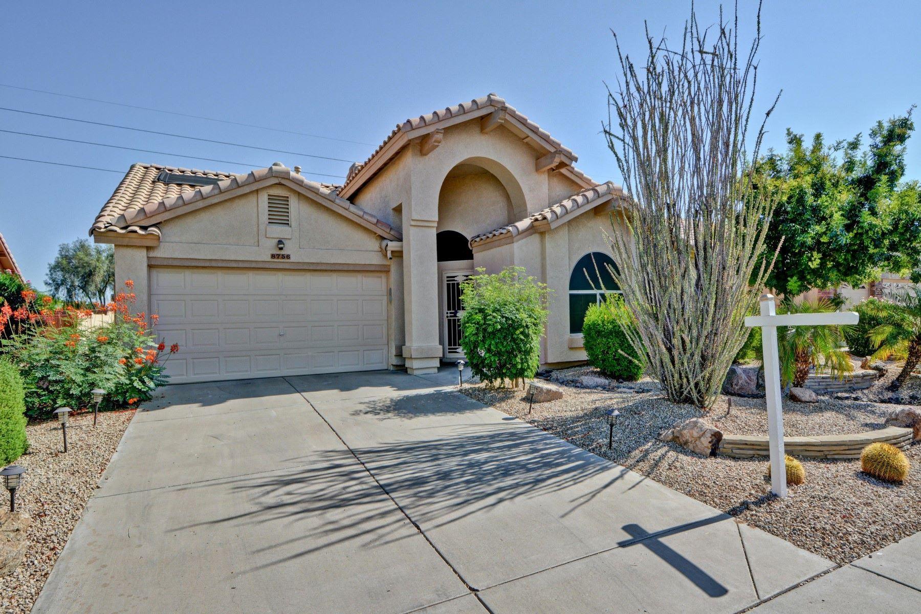 Single Family Homes por un Venta en Westbrook Village 8756 W SIERRA PINTA DRIVE Peoria, Arizona 85382 Estados Unidos
