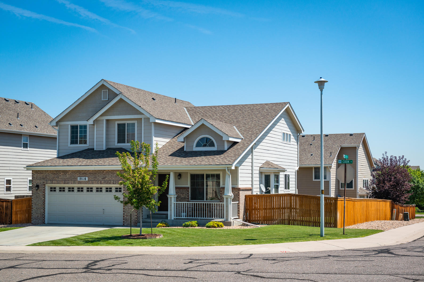 Property for Active at Move In Ready home that has been thoughtfully updated and maintained 10116 Cook St Thornton, Colorado 80229 United States