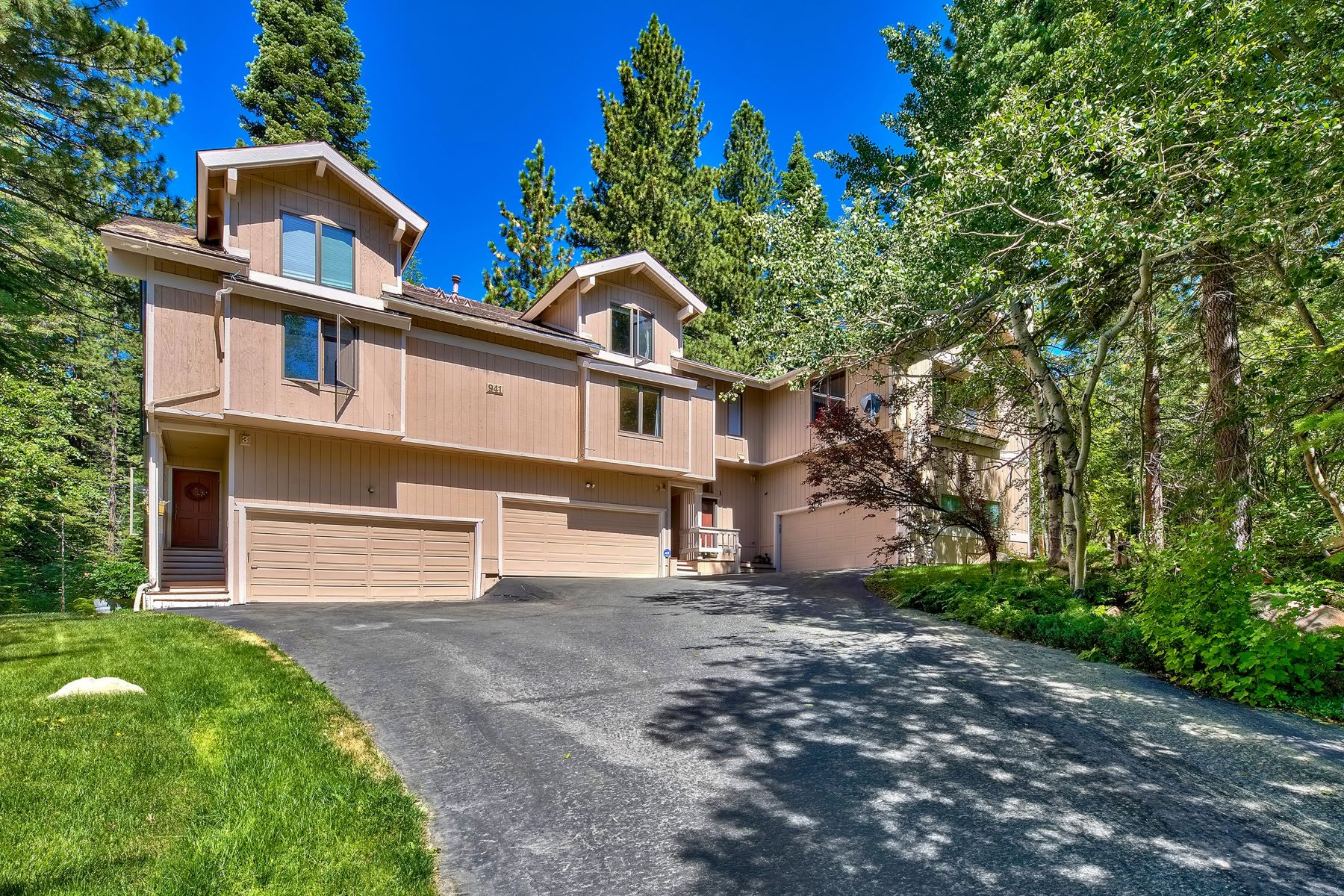 Property 为 销售 在 941 Divot Court #2, Incline Village, NV 89451 941 Divot Court #2 Incline Village, 内华达州 89451 美国