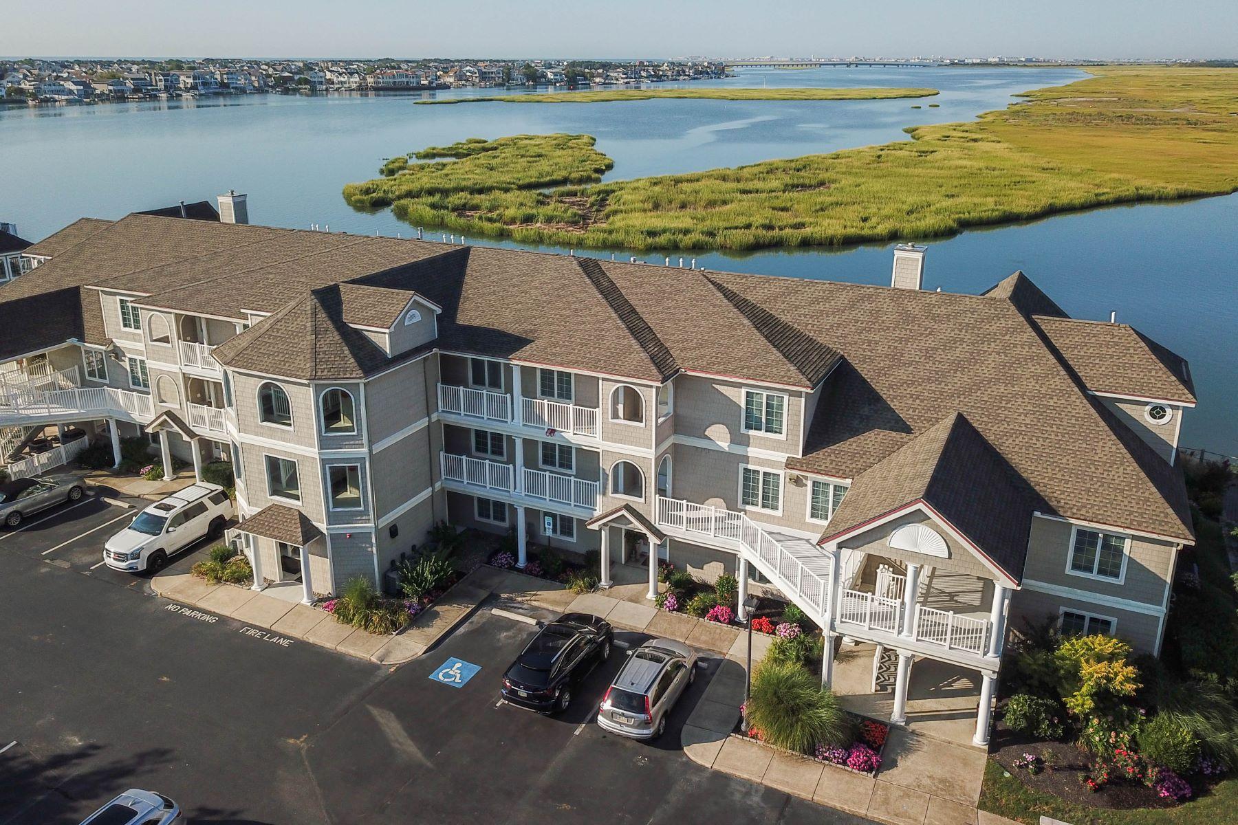 Таунхаус для того Продажа на Majestic Views 1127 Stone Harbor Blvd Unit B22, Stone Harbor, Нью-Джерси 08247 Соединенные Штаты