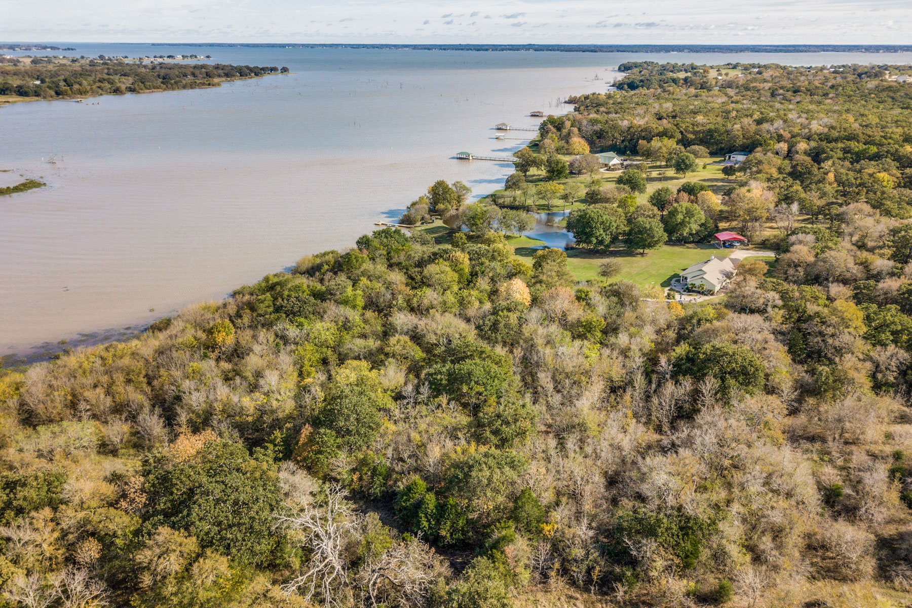Land for Sale at Richland Chambers Building site 12 SE County Road 2175, Corsicana, Texas 75859 United States