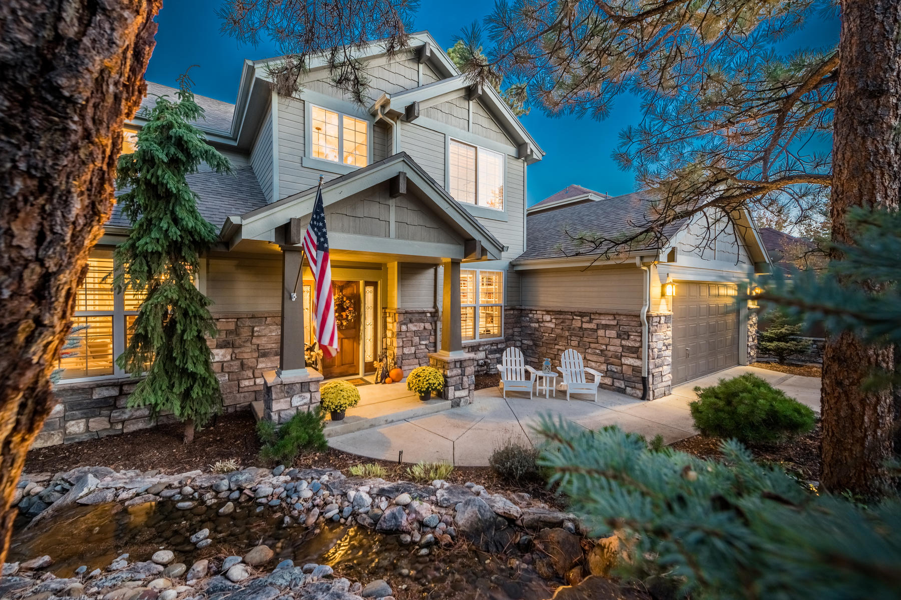 Single Family Home for Active at Exquisite Attention To Detail, With Privacy And Views Of Open Space 7074 Timbercrest Way Castle Pines, Colorado 80108 United States