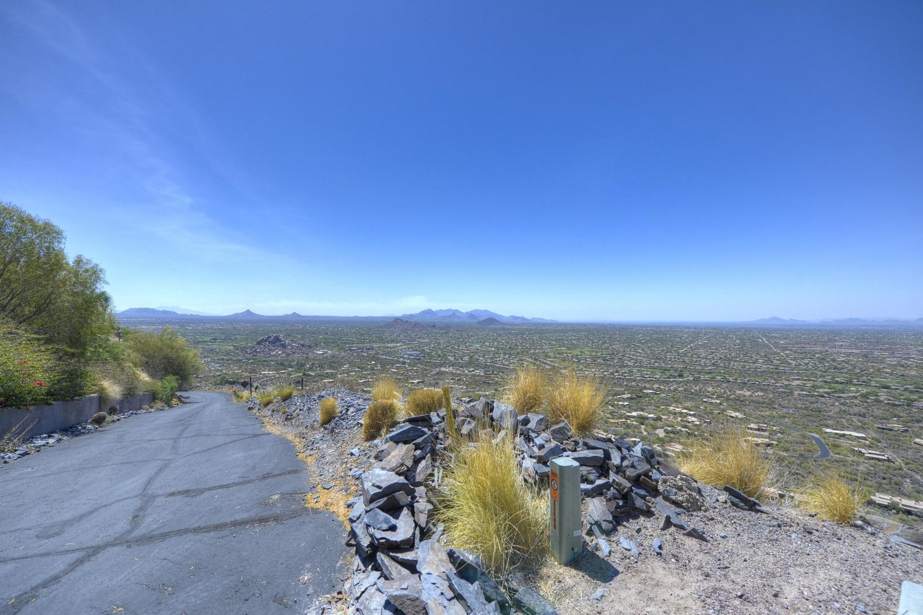 Land for Active at Boulder Vista Estates 346XX N Secluded LN Carefree, Arizona 85377 United States