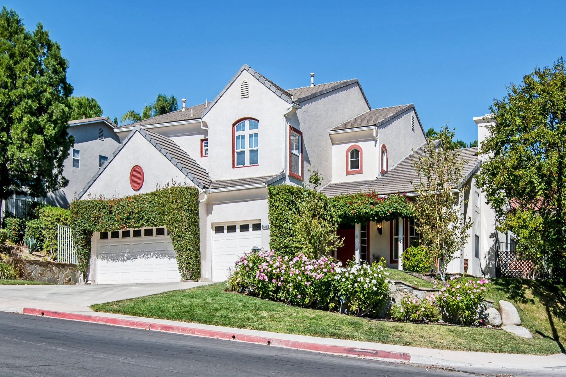 Single Family Homes for Sale at 24031 Lance Place West Hills, California 91307 United States
