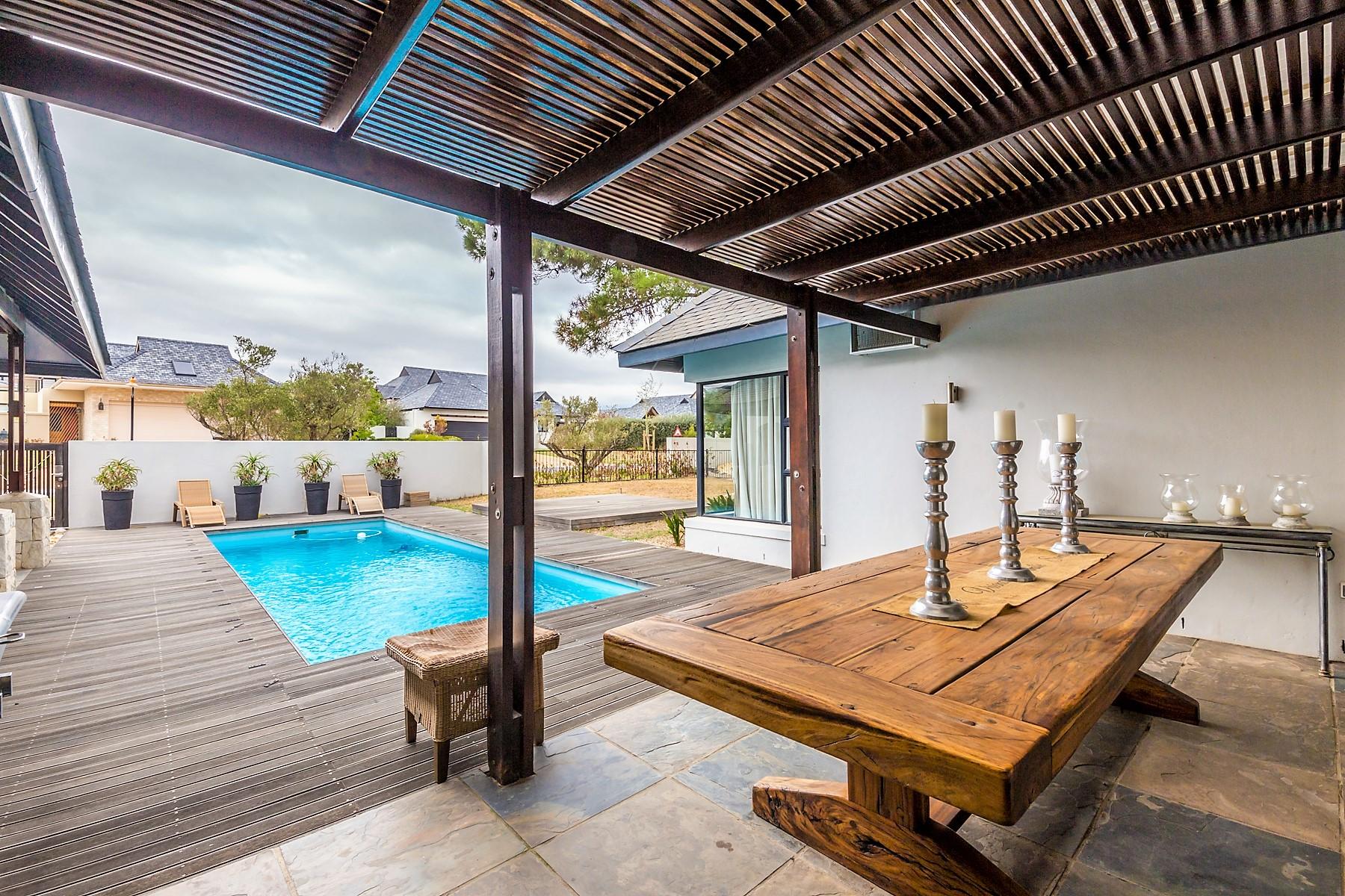 獨棟家庭住宅 為 出售 在 Pearl Valley at Val de Vie Estate Paarl, 西開普省, 7646 南非
