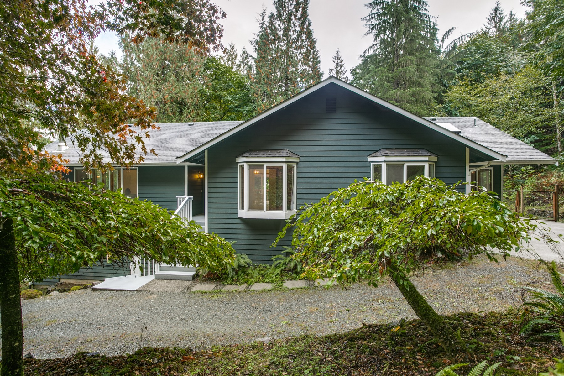 Single Family Home for Sale at Snohomish NW Contemporary 124 201st Ave NE Snohomish, Washington 98290 United States