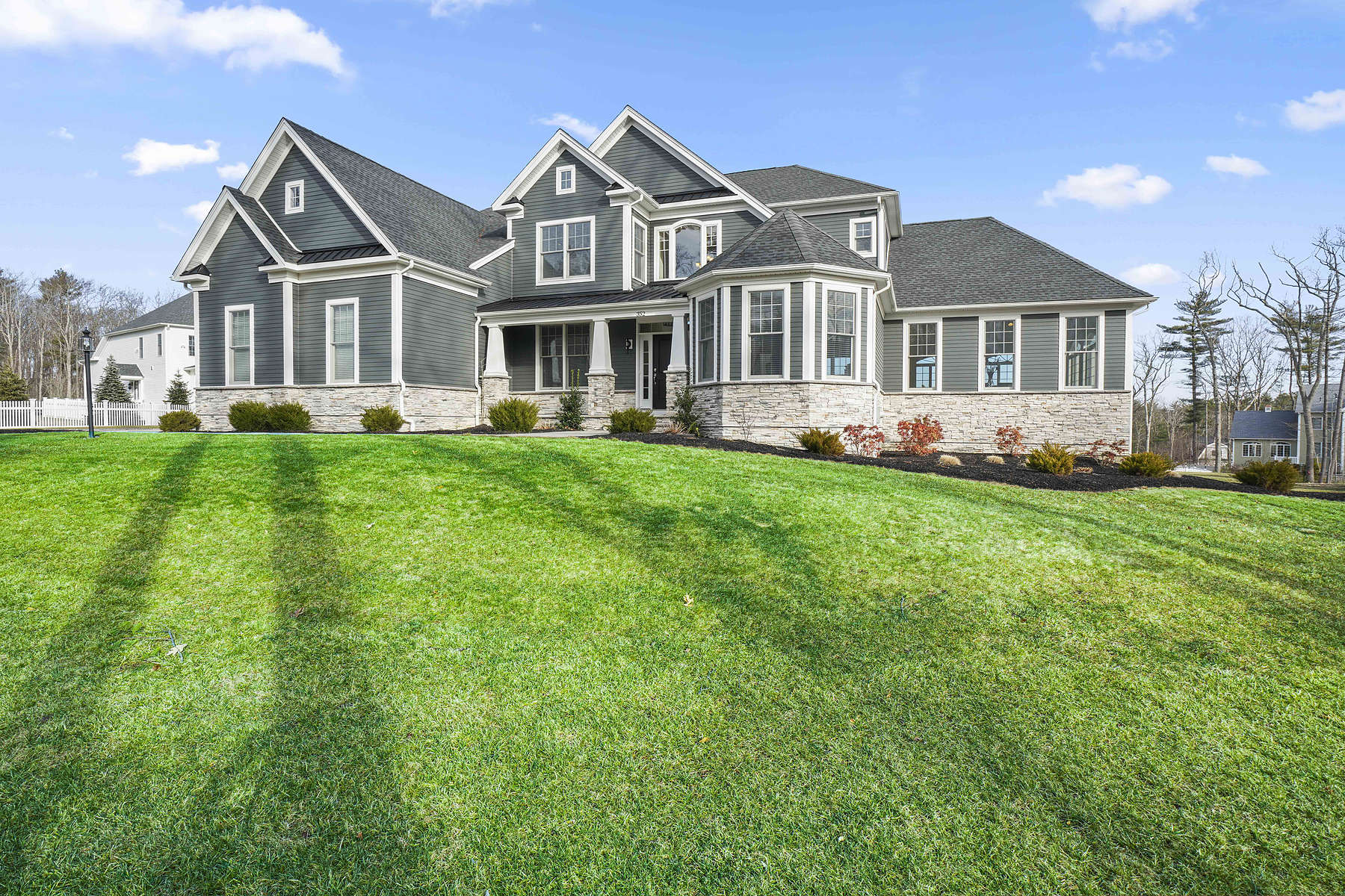Single Family Homes for Sale at 352 Circuit Street, Norwell 352 Circuit Street Norwell, Massachusetts 02061 United States