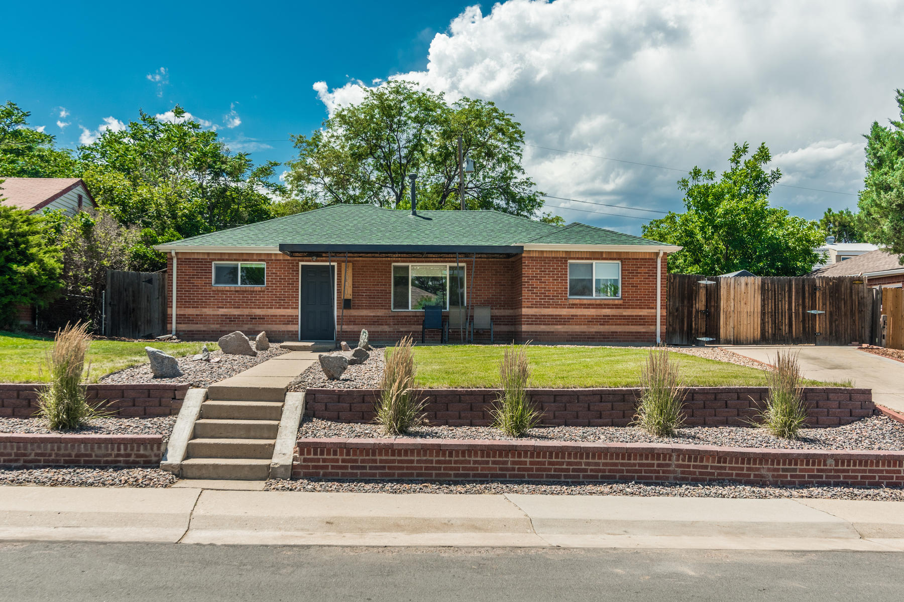 Single Family Homes for Sale at Recently Remodeled Ranch 9331 Harris Street, Thornton, Colorado 80229 United States