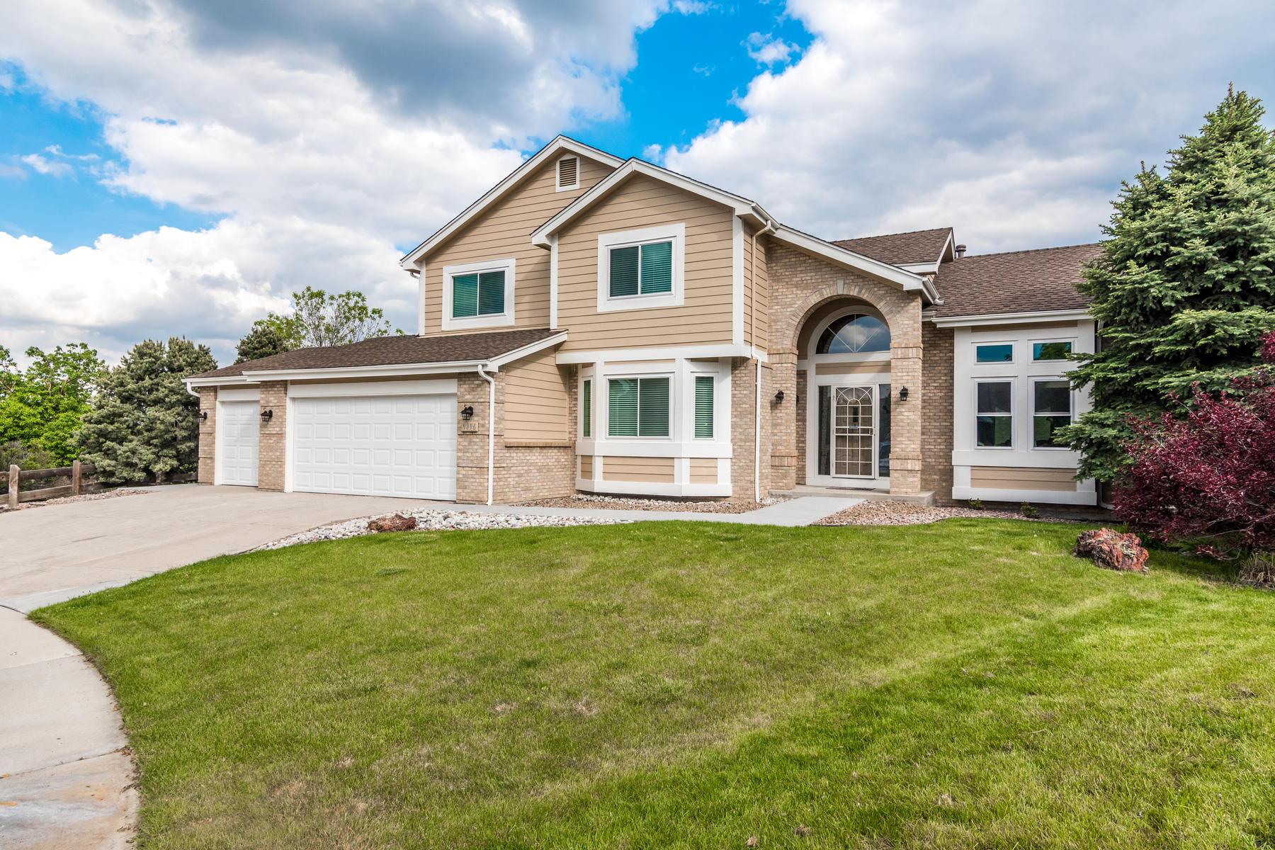 Single Family Homes για την Πώληση στο 9496 Sand Hill Place, CO, Highlands Ranch, Κολοραντο 80126 Ηνωμένες Πολιτείες