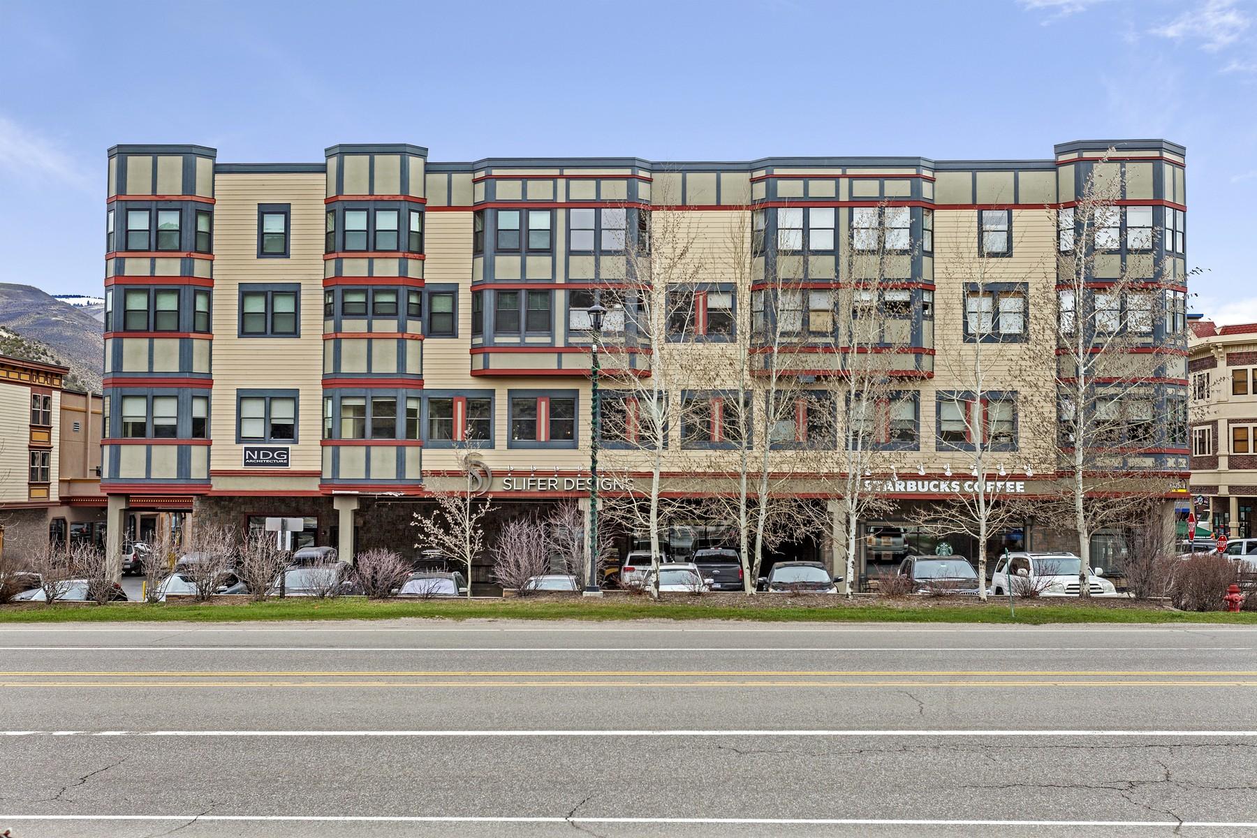 Condominium for Active at Riverwalk Amber Building R315 216 Main Street #R315 Edwards, Colorado 81632 United States