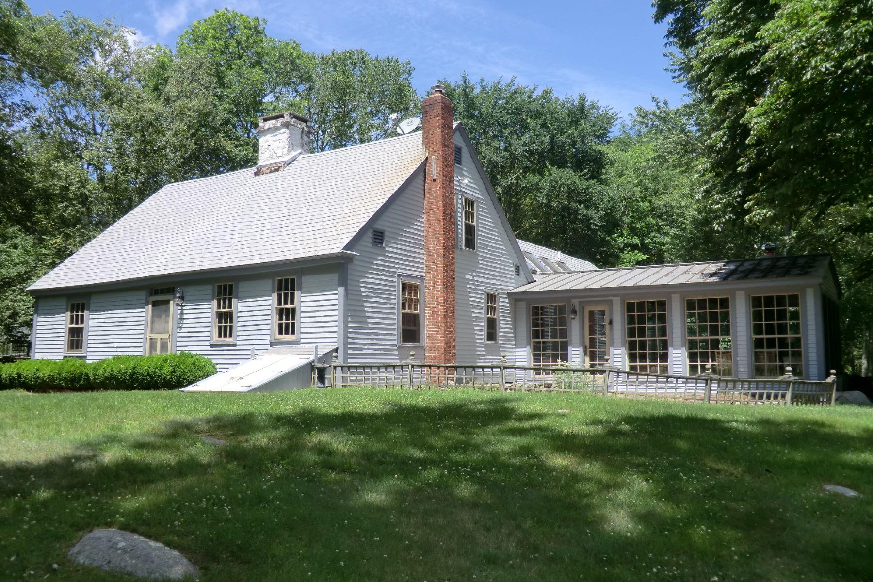 独户住宅 为 销售 在 Wildwoods Estates - 60+ Acre Oasis Richmond, 02812 美国