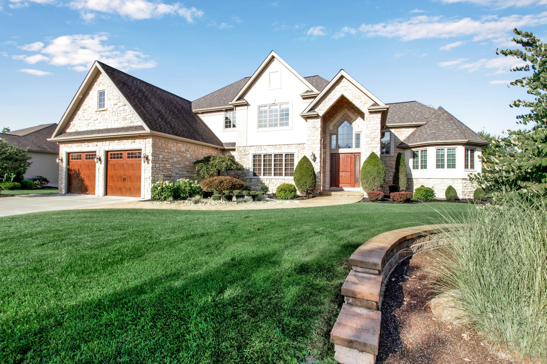 Single Family Homes for Sale at Park Place Estate 315 Park Place Grand Island, New York 14072 United States