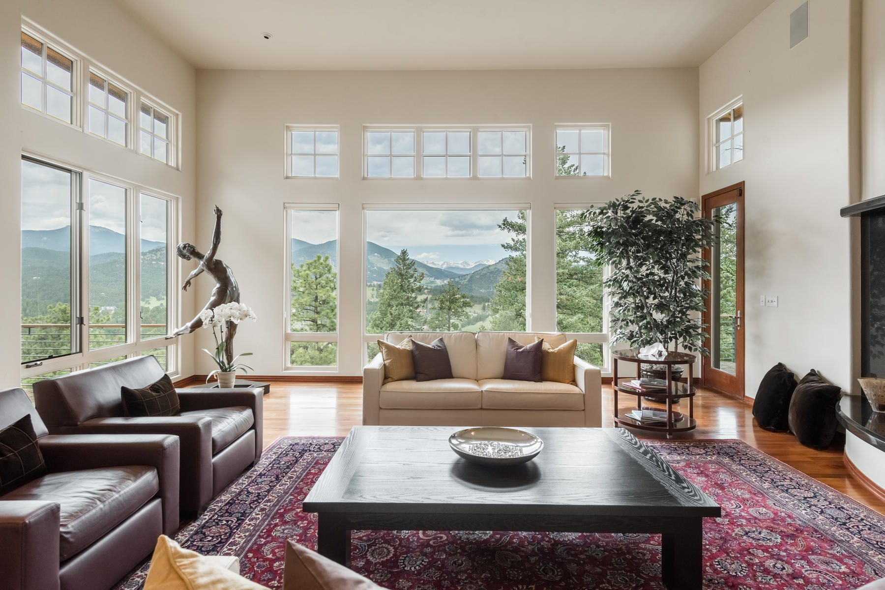 Single Family Home for Active at Modern & Bright! 414 Humphrey Drive Evergreen, Colorado 80439 United States