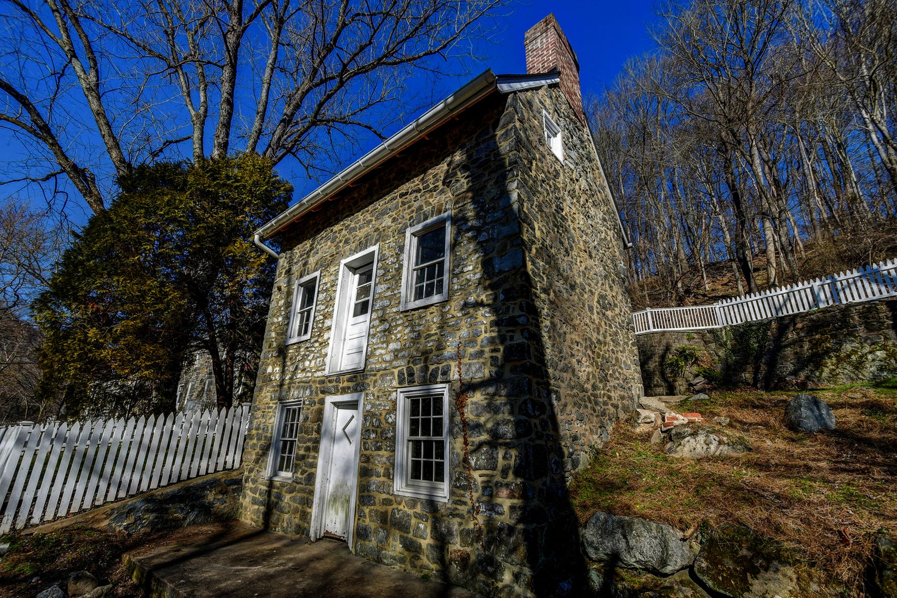 Single Family Homes for Sale at The Cottage on Granite Hill 1215 Oella Avenue Ellicott City, Maryland 21043 United States