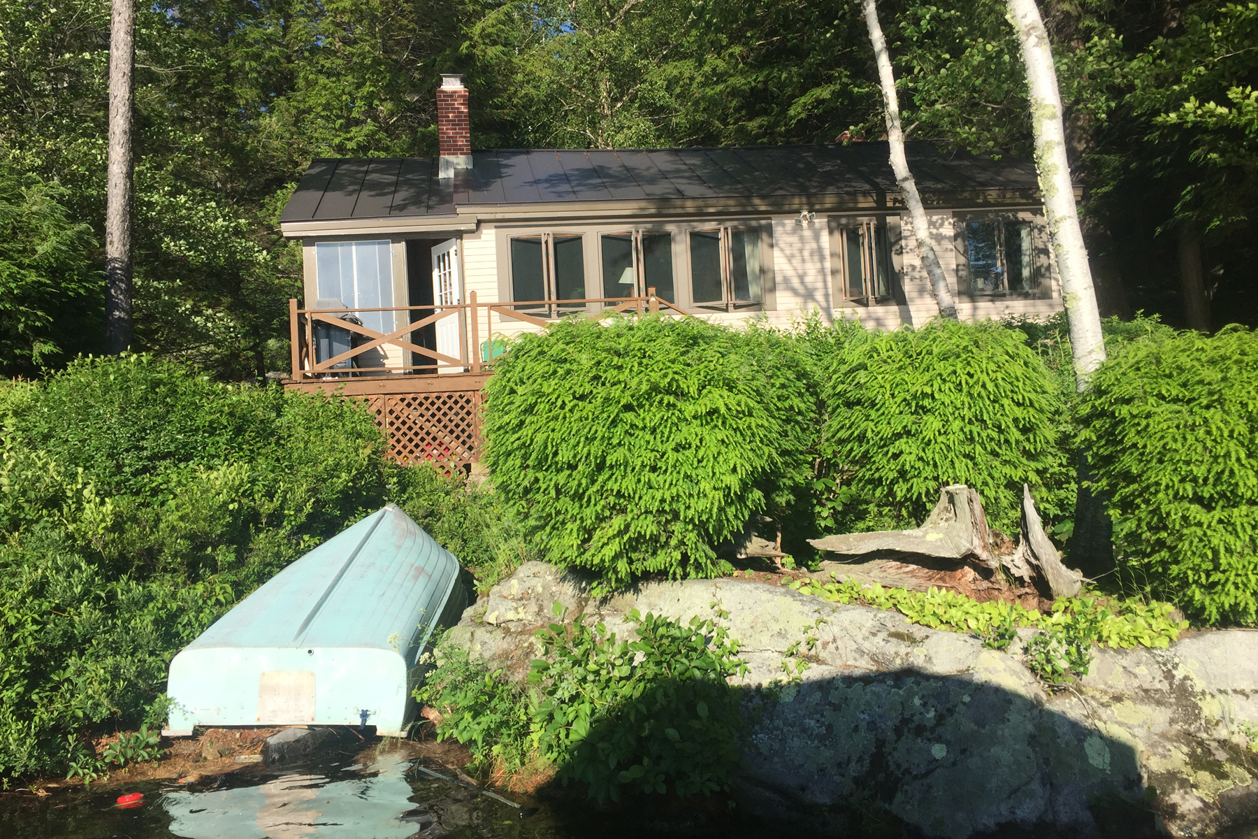 Single Family Home for Sale at 184 Bowles Road, Newbury 184 Bowles Rd Newbury, New Hampshire 03255 United States