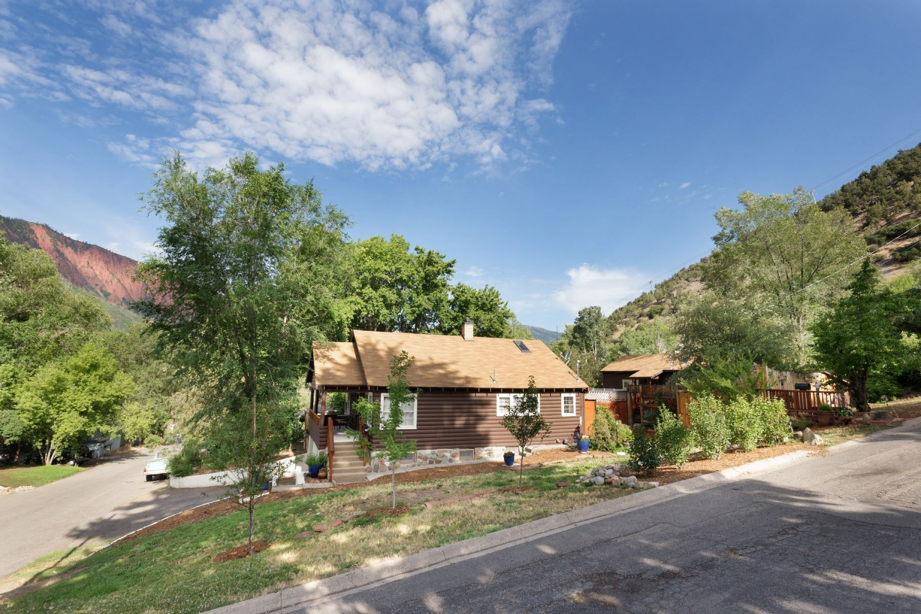 Single Family Home for Sale at Glenwood Springs 115 3rd Street Glenwood Springs, Colorado, 81601 United States