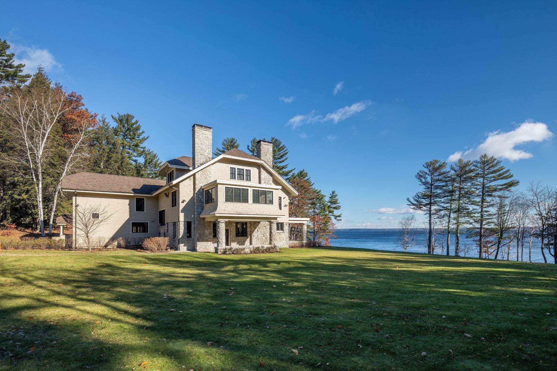 Other Residential Homes のために 賃貸 アット Rockcraft Lodge 39 Rockcraft Road, Sebago Lake, メーン 04029 アメリカ
