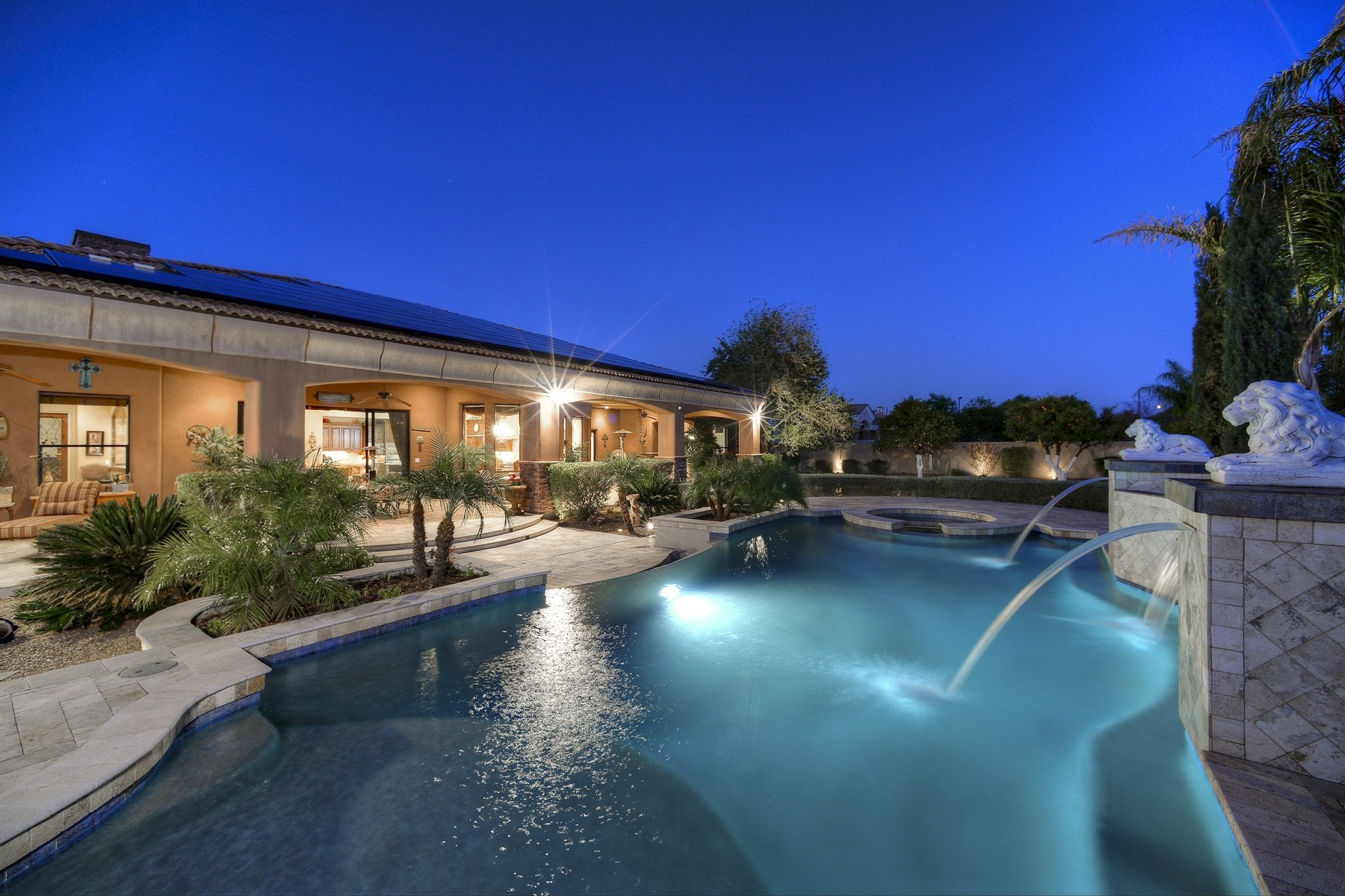open-houses property at Superbly crafted custom estate in Hermosa Estates