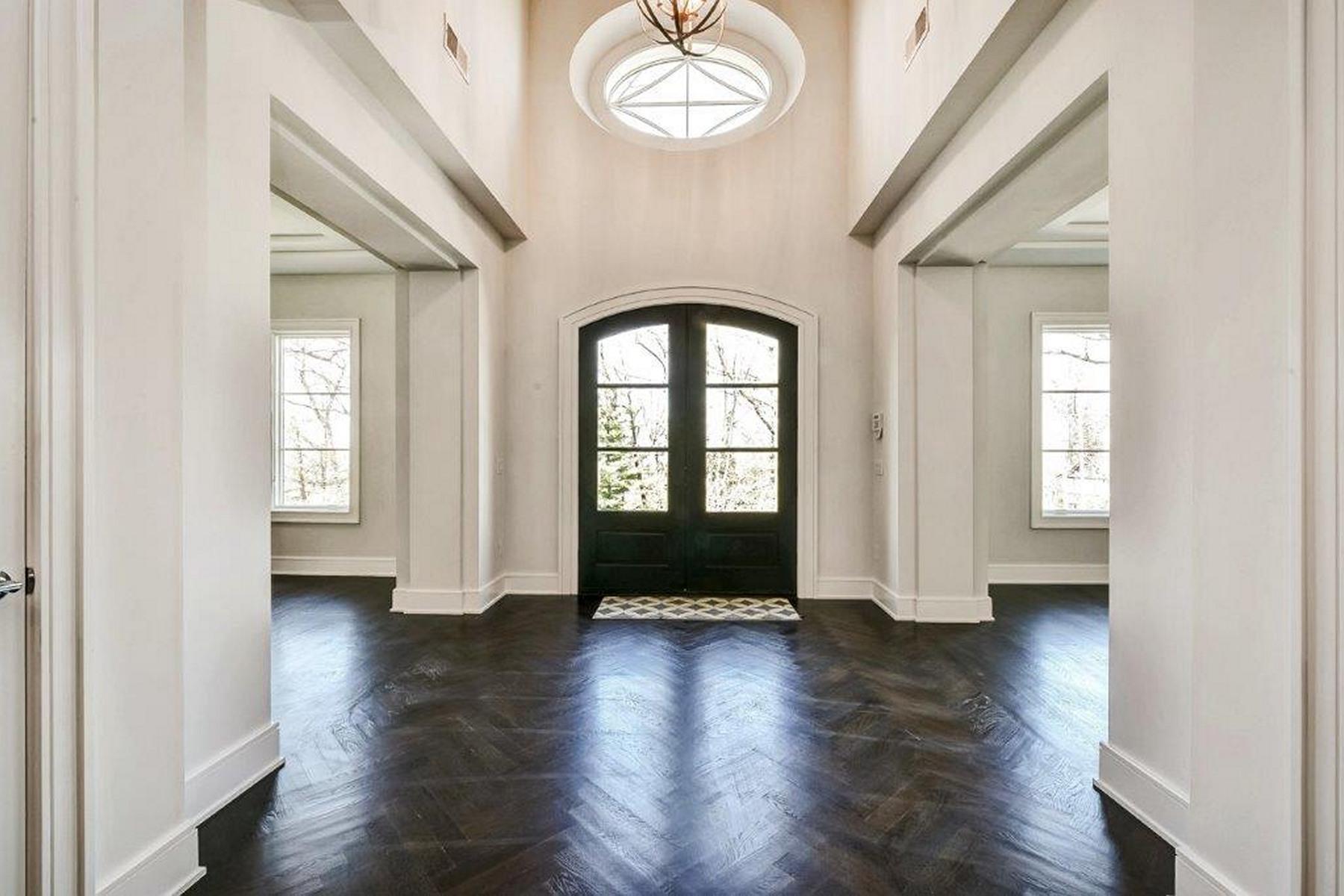 Частный односемейный дом для того Продажа на Tenafly Masterpiece 14 Dogwood Lane, Tenafly, Нью-Джерси 07670 Соединенные Штаты