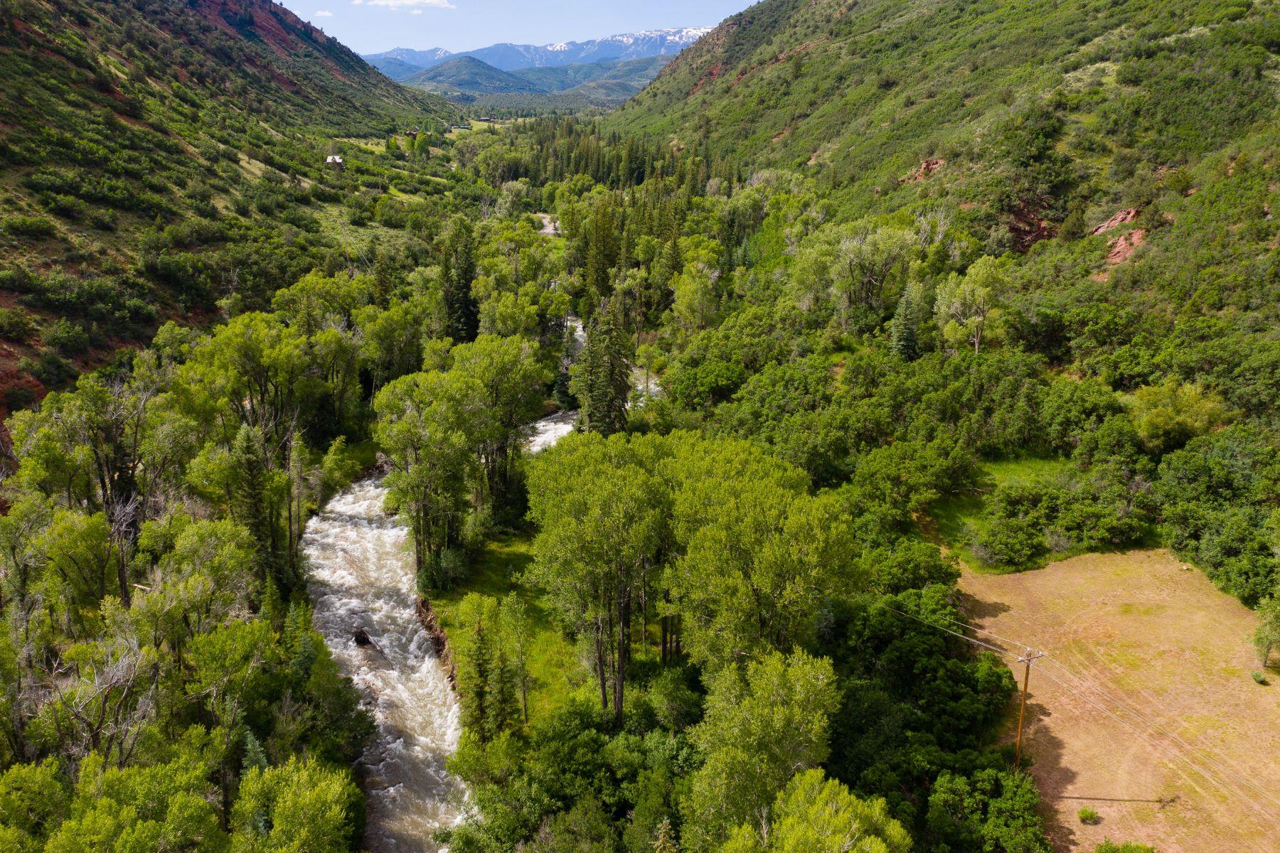 Земля для того Продажа на Five W TBD Snowmass Creek Road, Snowmass, Колорадо 81654 Соединенные Штаты