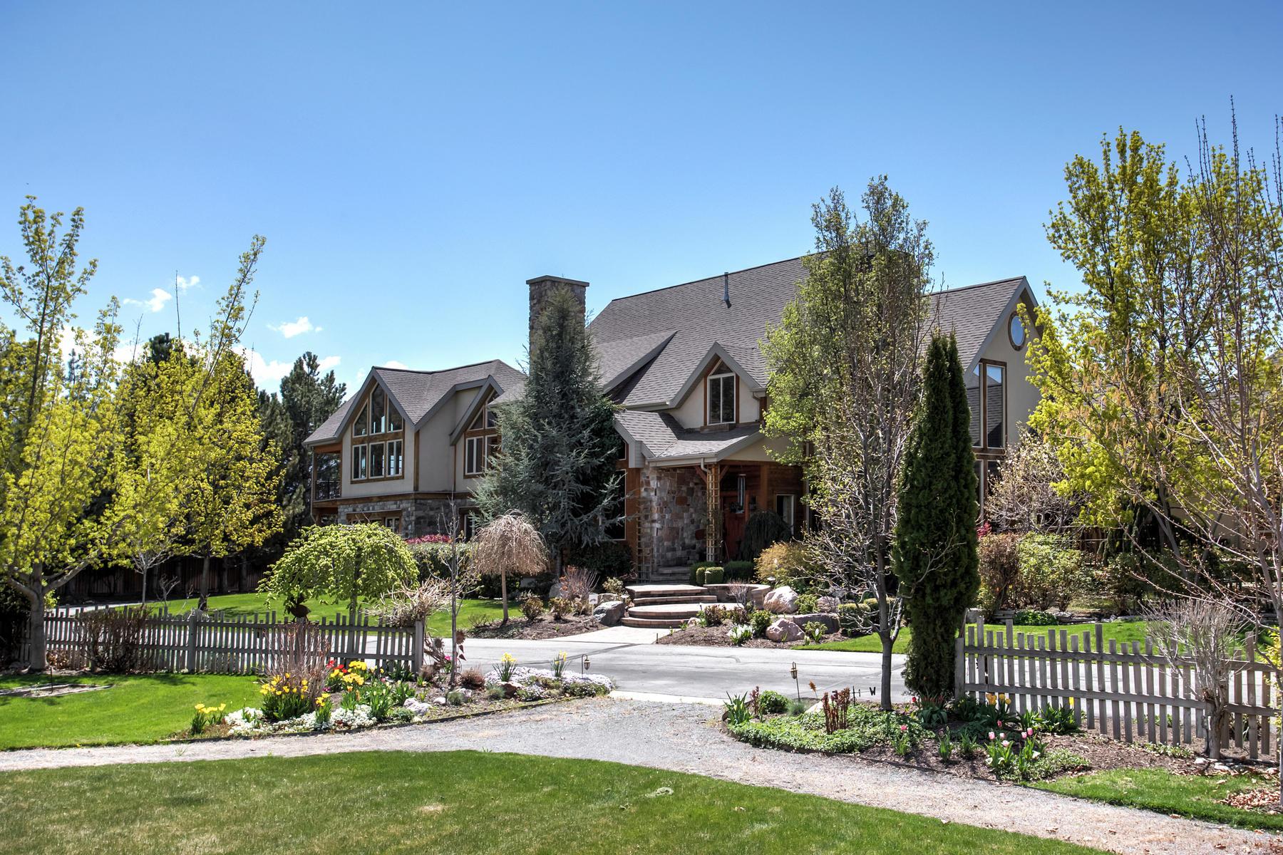 Single Family Homes için Satış at Private Estate in Northeast Orem 304 East 1600 North, Orem, Utah 84057 Amerika Birleşik Devletleri