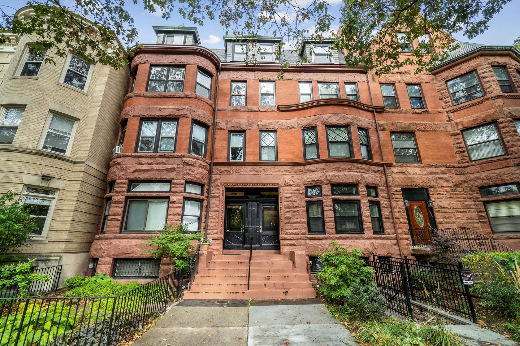 Condominiums for Sale at 1778 Beacon St #302 Brookline, Massachusetts 02445 United States