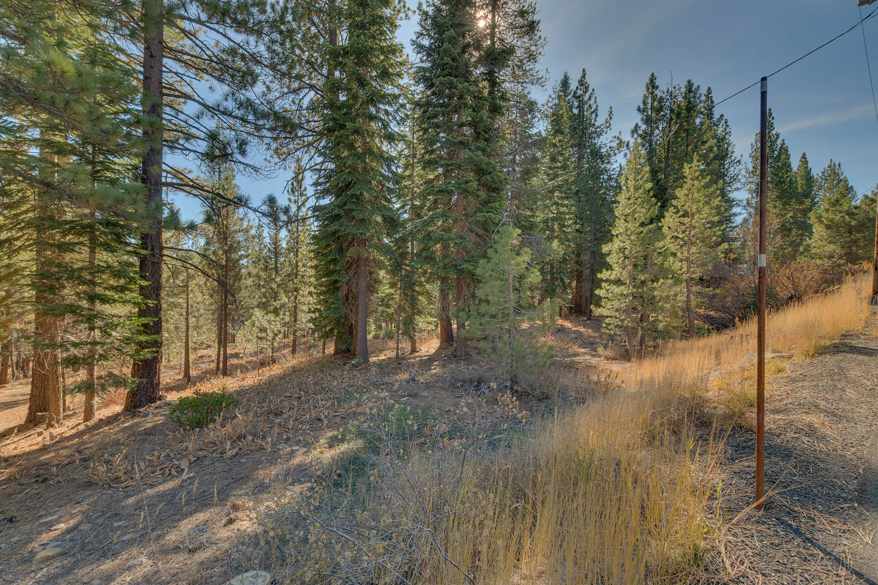 Land for Active at 12948 Hansel Ave., Truckee, CA 96161 12948 Hansel Avenue Truckee, California 96161 United States