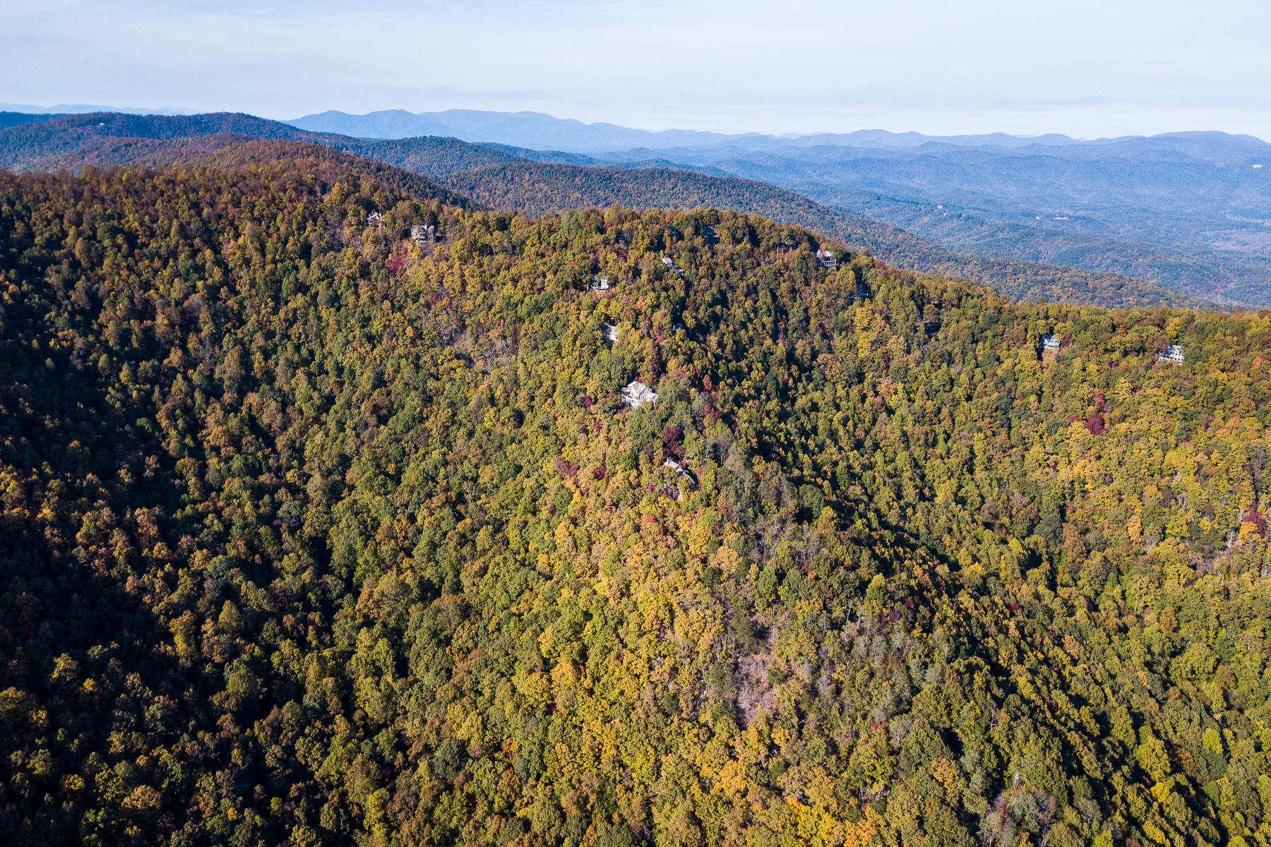 Land for Active at Spectacular Mountain and City Views 951 Deer Run Ridge Big Canoe, Georgia 30143 United States